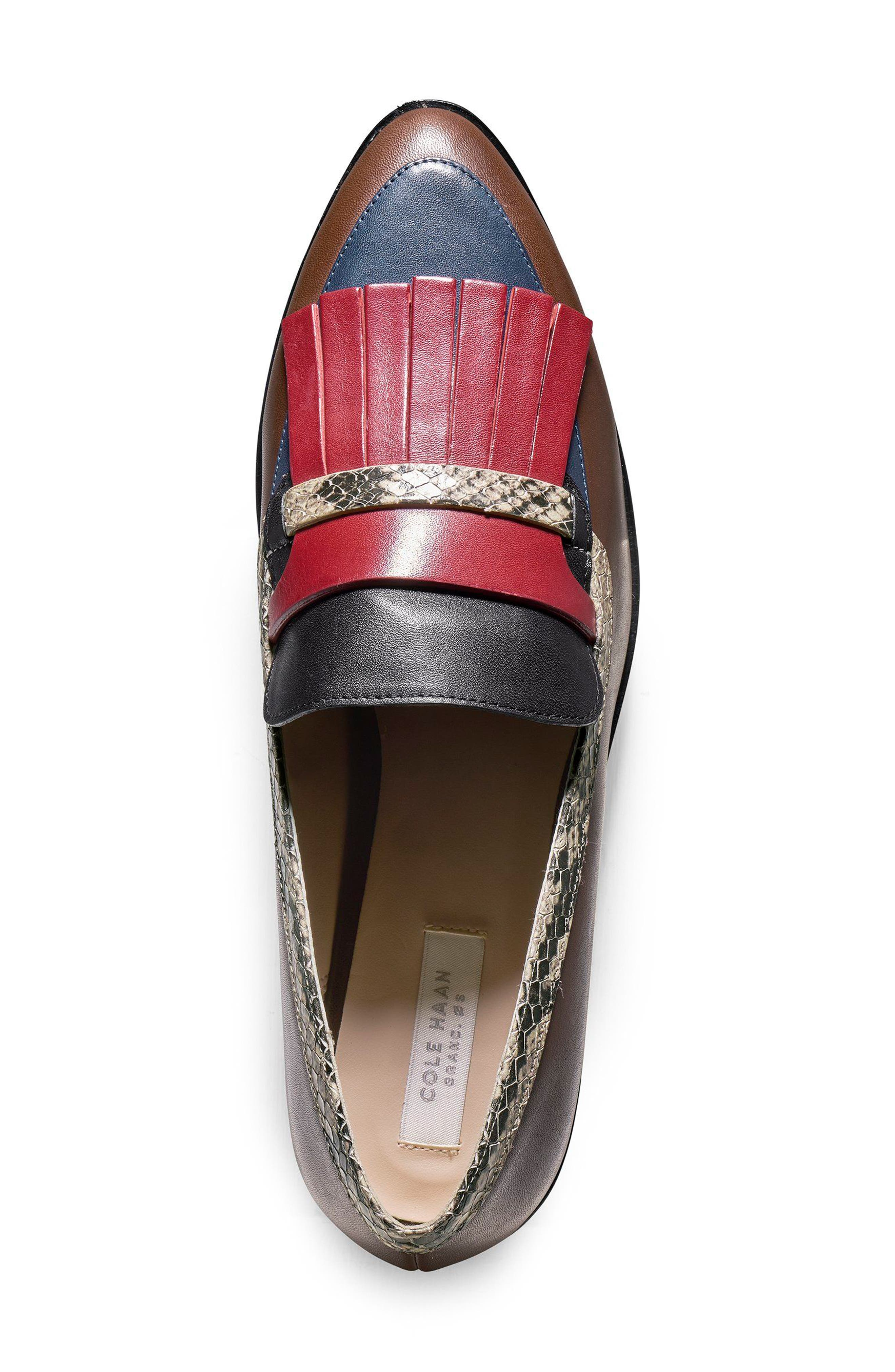 Alternate Image 3  - Cole Haan Margarite Loafer Pump (Women)