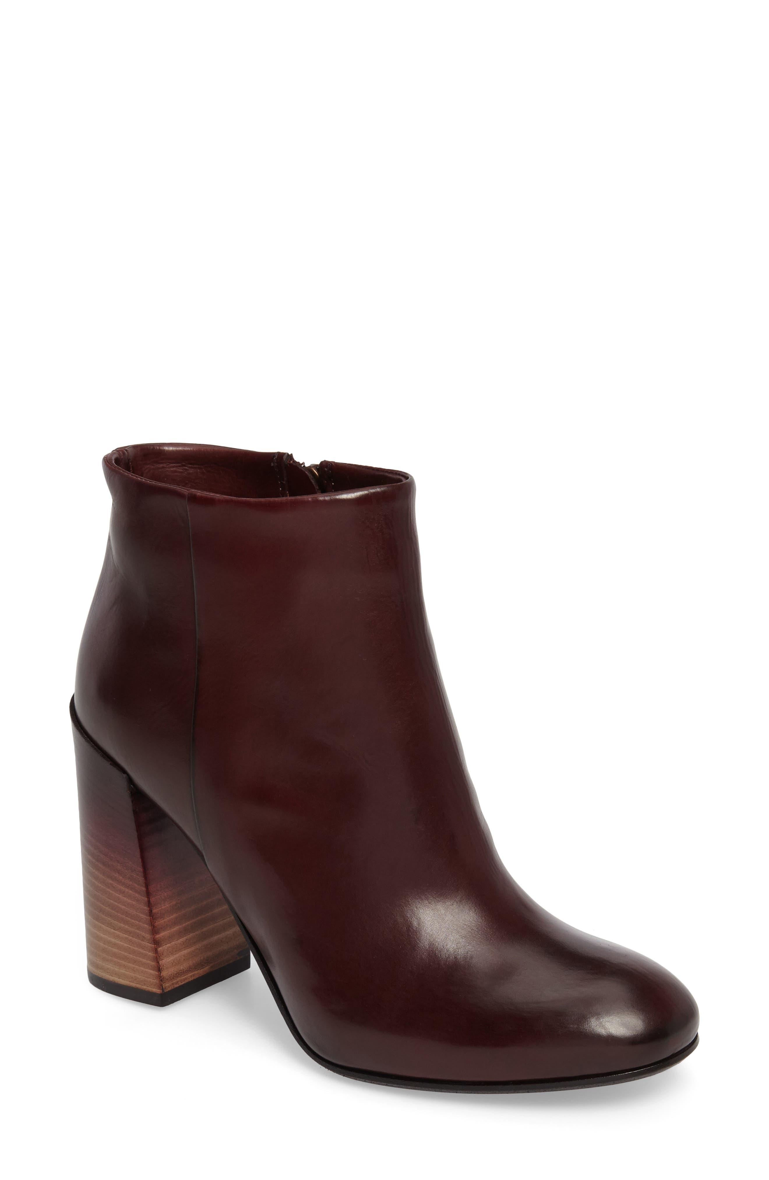 Alberto Fermani Milena Dégradé Heel Bootie (Women)