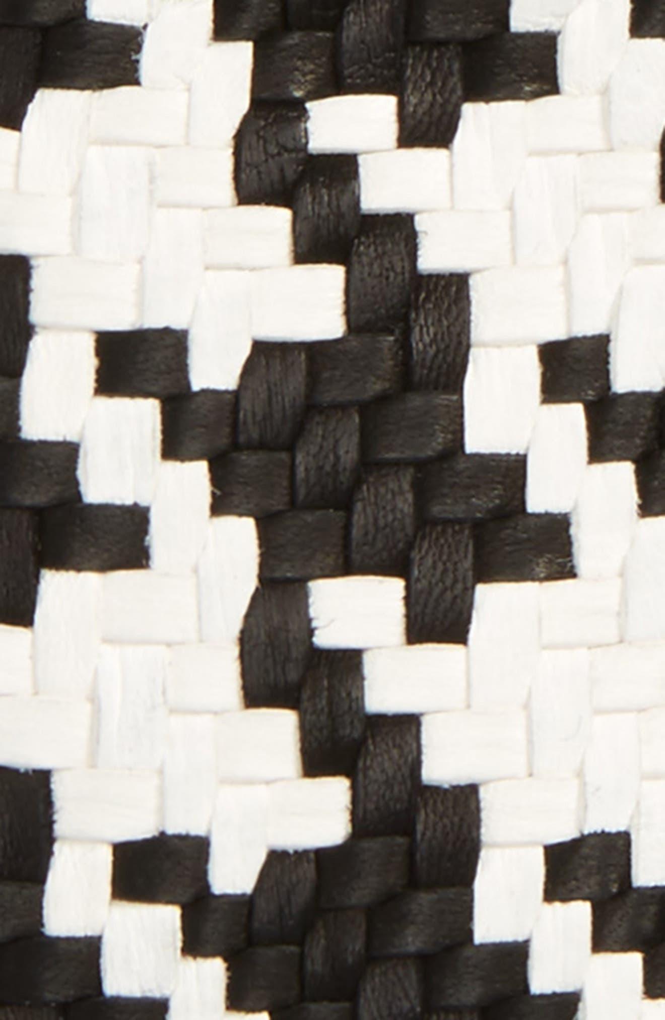 Alternate Image 2  - Agnelle Braided Lambskin Leather Gloves