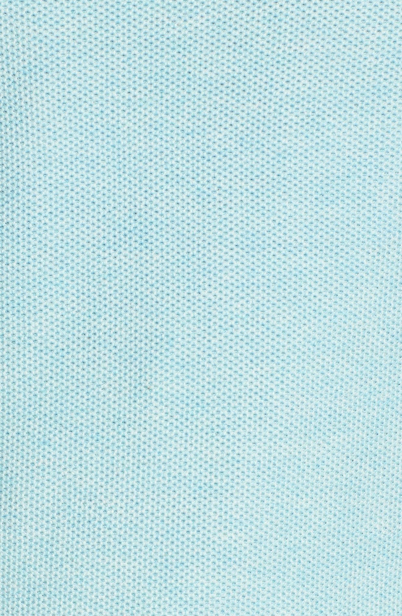 Alternate Image 5  - TailorByrd Starks Tipped Quarter Zip Sweater