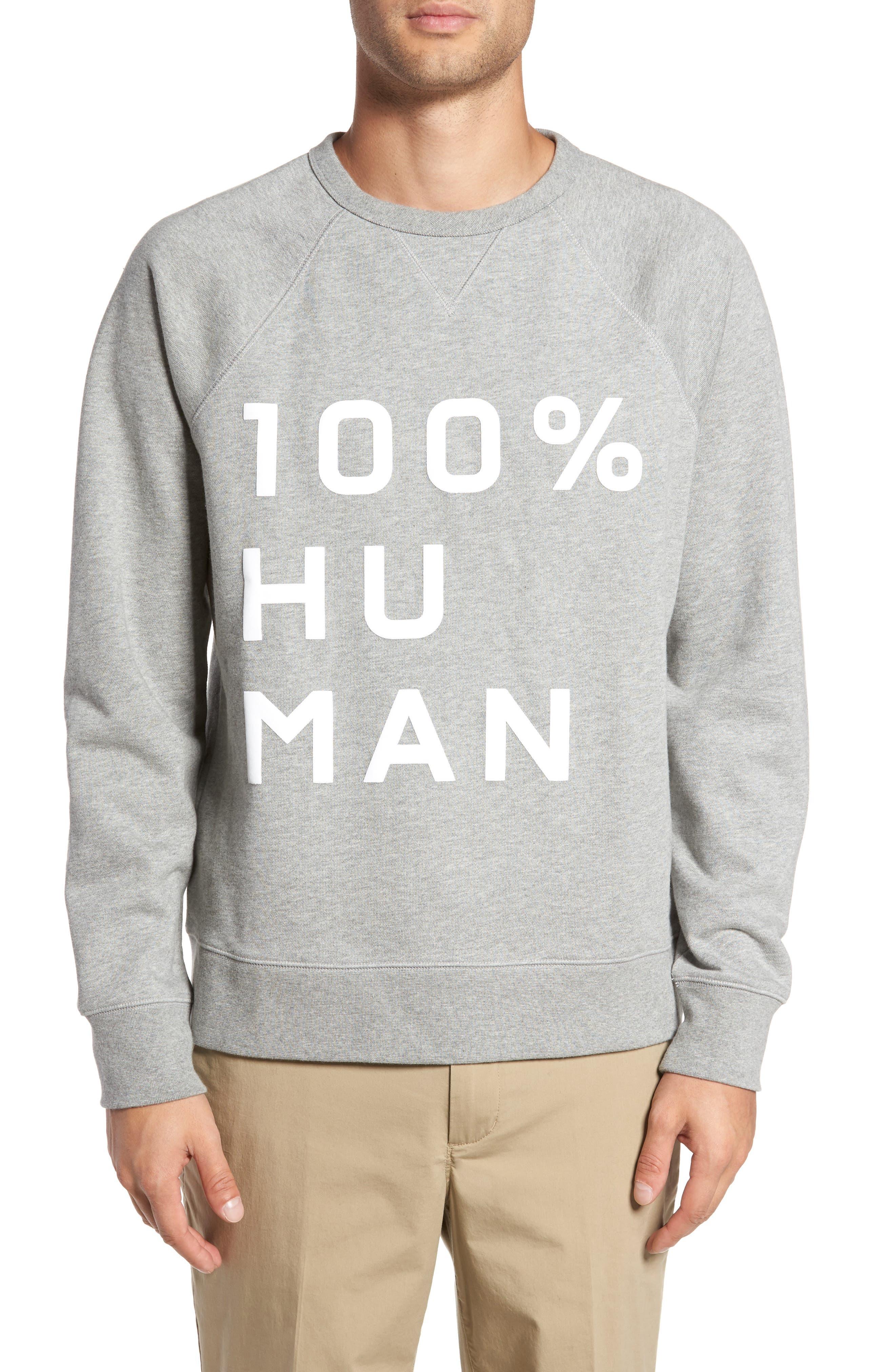 Alternate Image 1 Selected - Everlane The 100% Human Unisex French Terry Sweatshirt