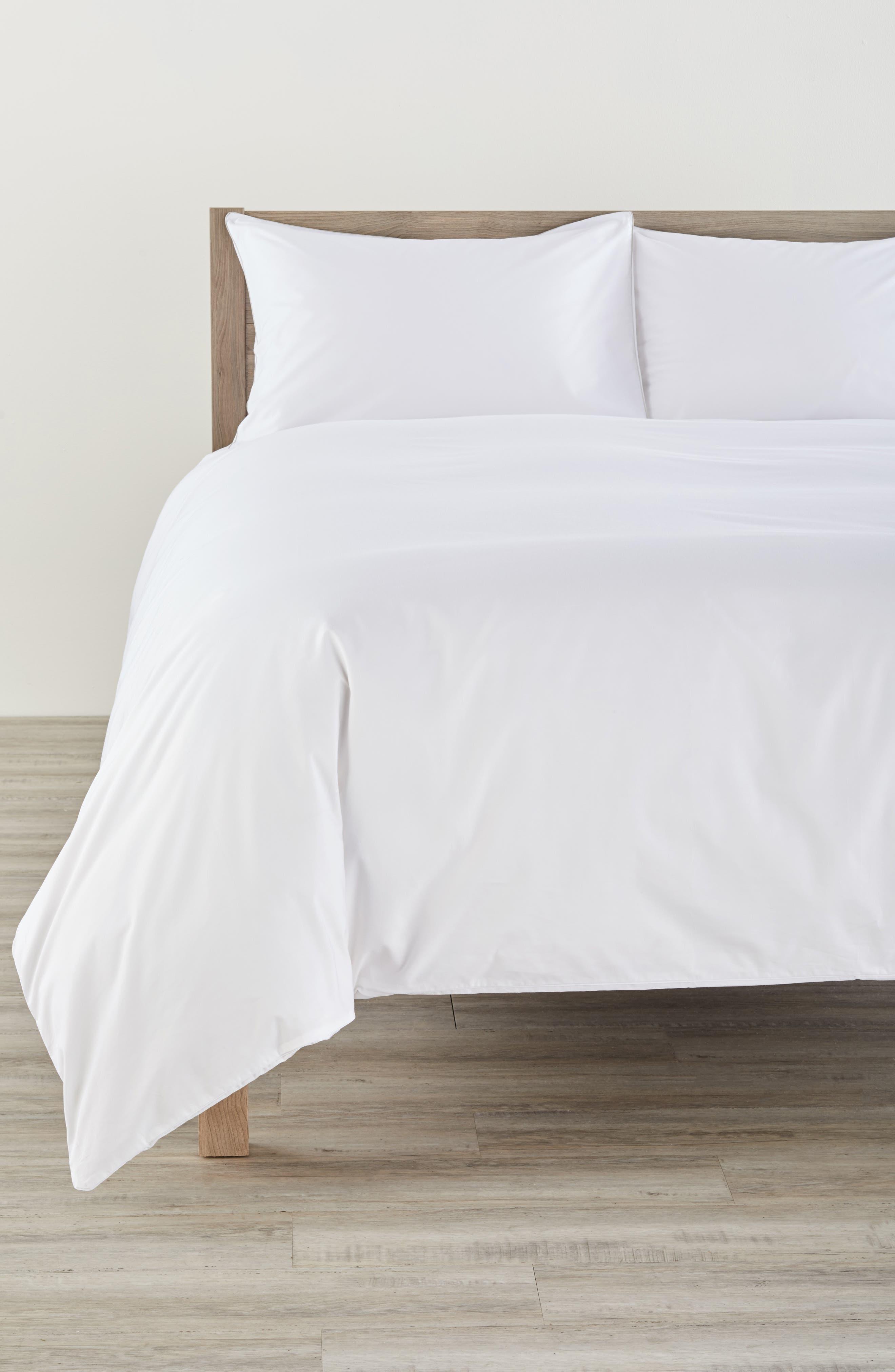 Main Image - Calvin Klein Home Series 1 500 Thread Count Duvet Cover