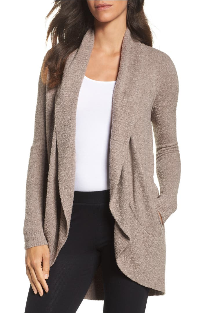 Barefoot Dreams 174 Cozychic Lite 174 Circle Cardigan Nordstrom