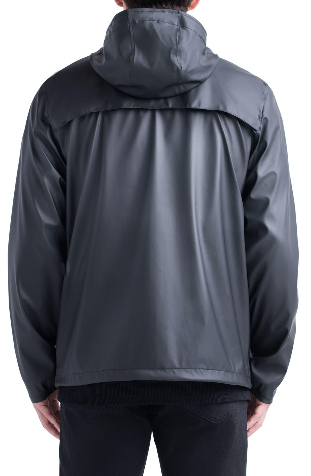 Alternate Image 2  - Herschel Supply Co. Forecast Hooded Coaches Jacket