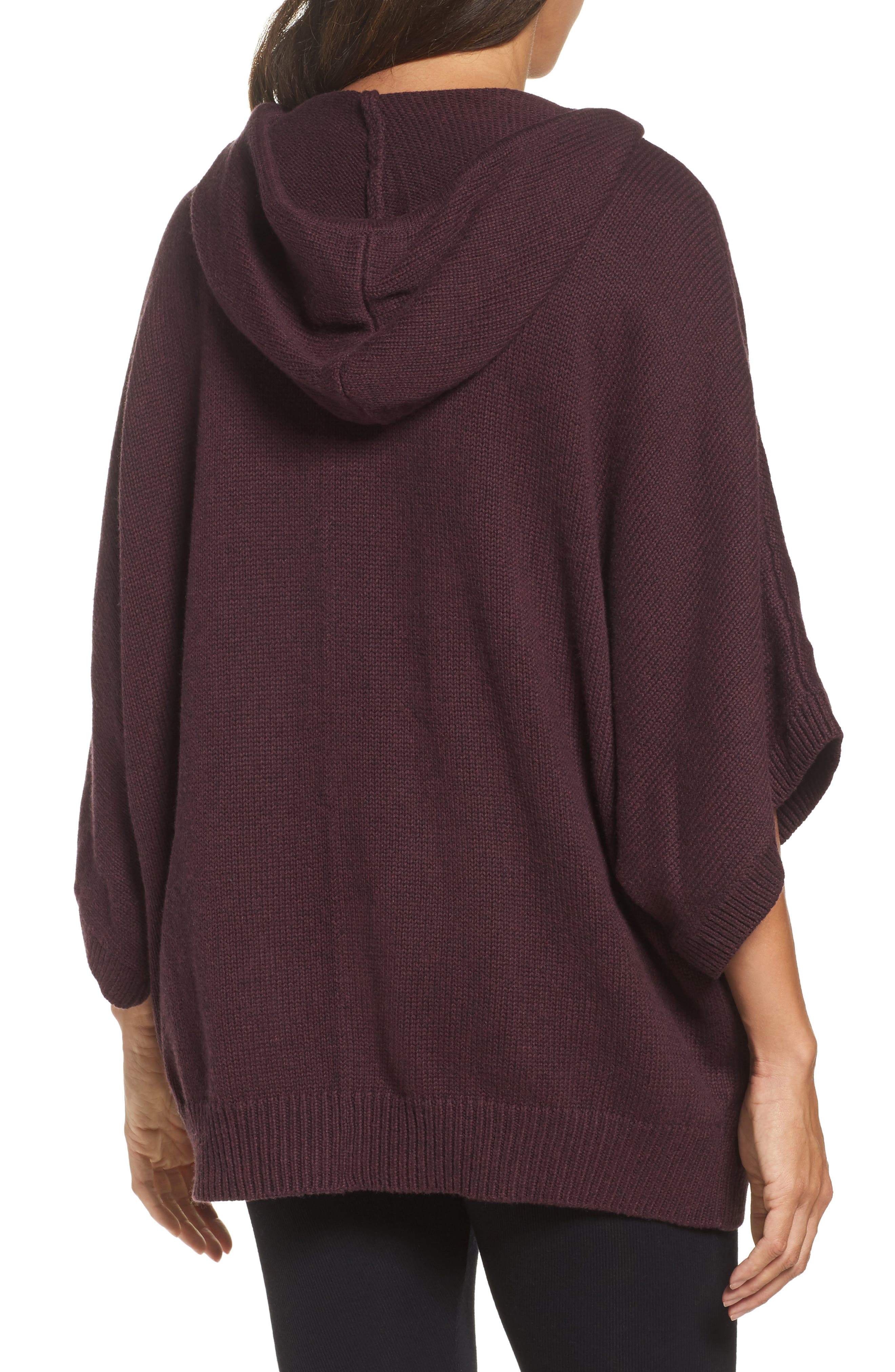 Alternate Image 2  - UGG® Sweater Knit Poncho