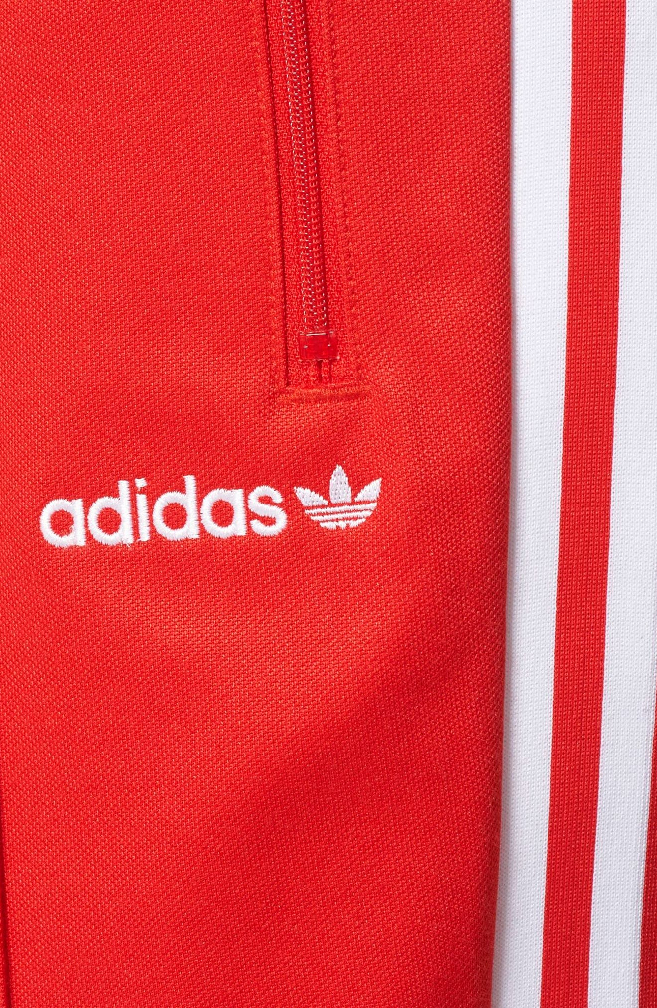 Alternate Image 4  - adidas Originals Beckenbauer Track Pants