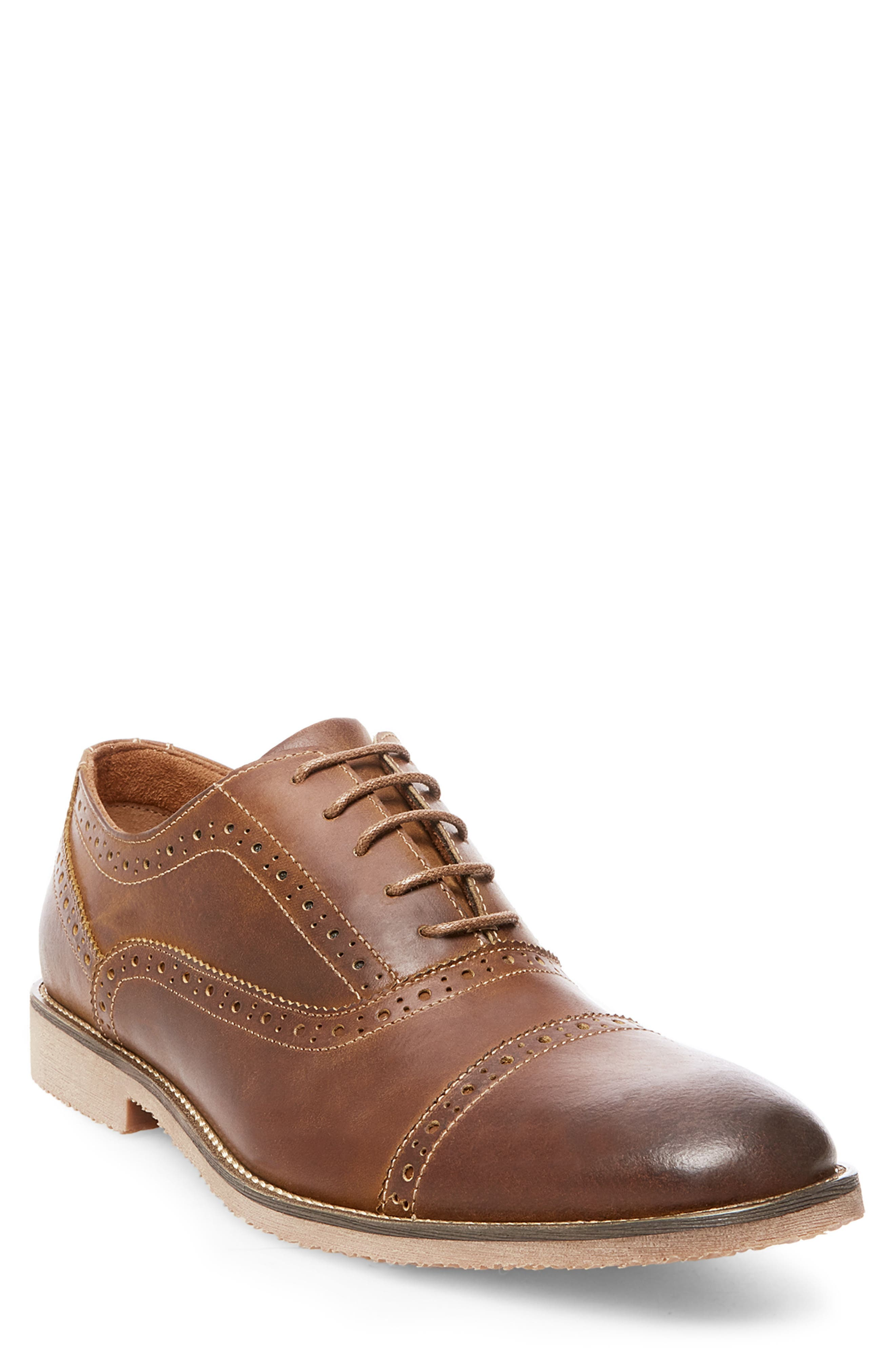 Steve Madden Raine Cap Toe Oxford (Men)