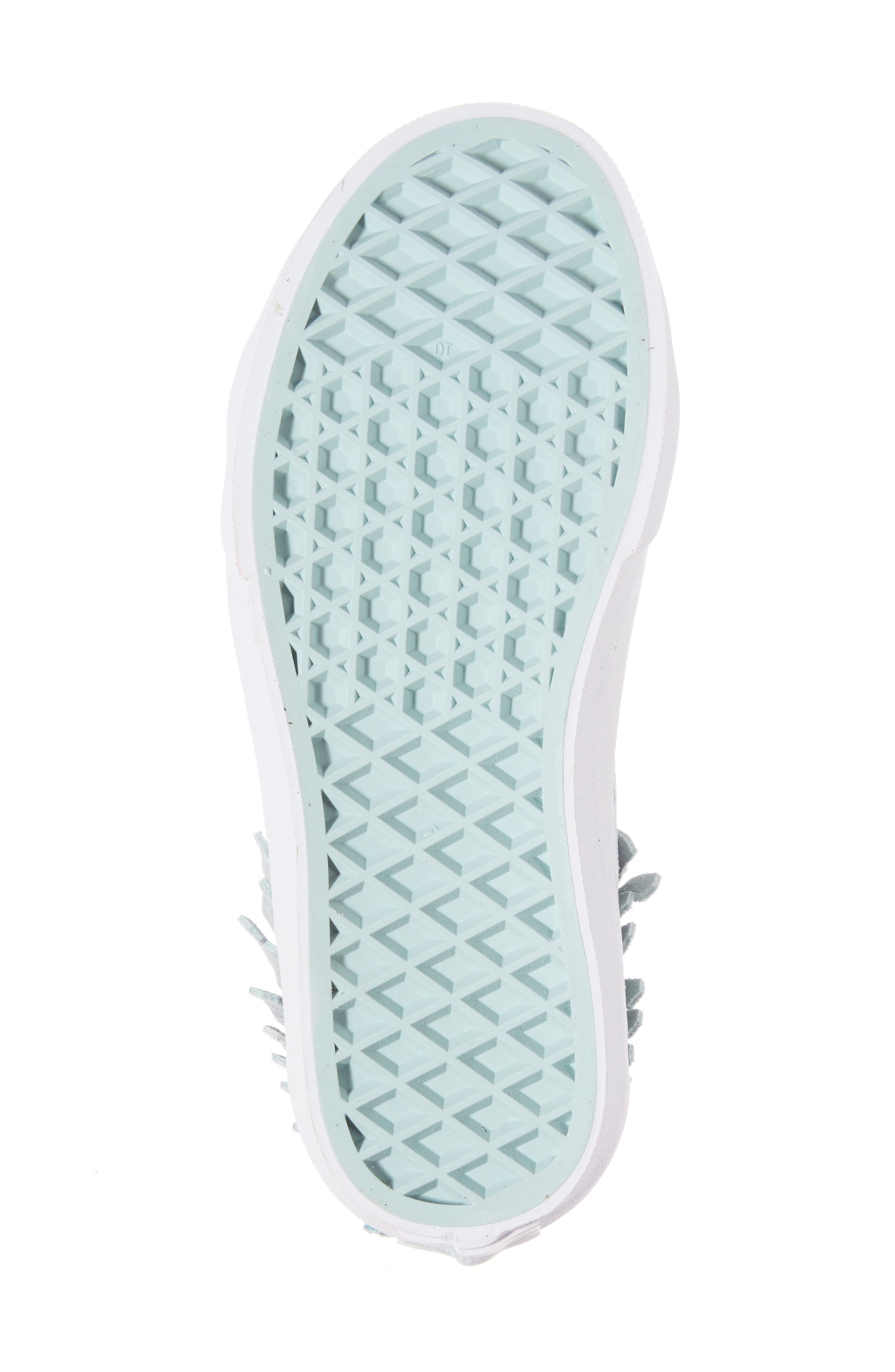Chukka V Moc Sneaker,                             Alternate thumbnail 6, color,                             Harbor Gray Leopard Suede