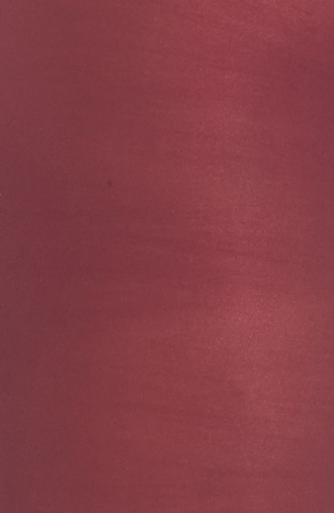 Opaque Tights,                             Alternate thumbnail 2, color,                             Vineyard