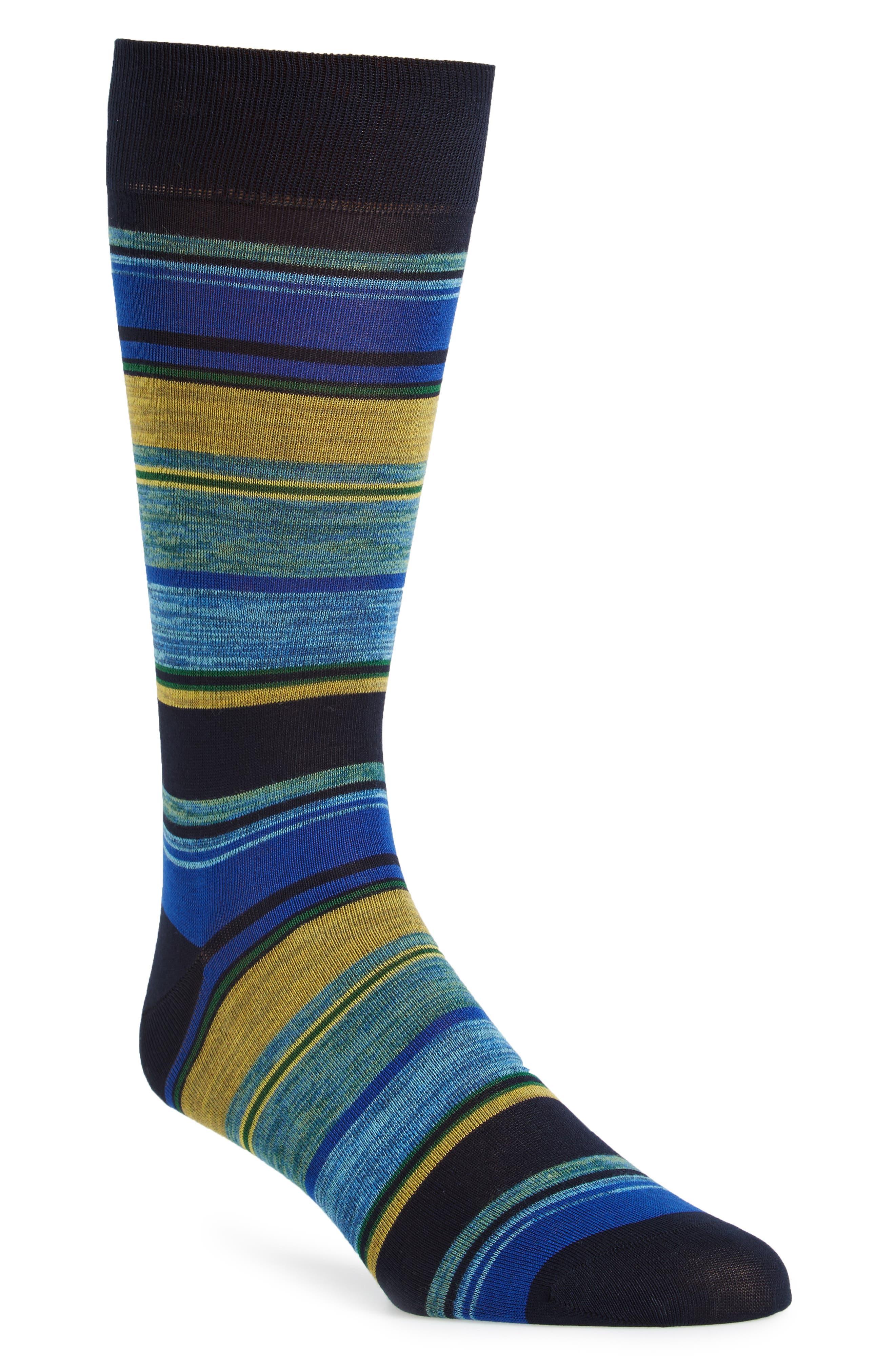 Pantherella Stripe Socks