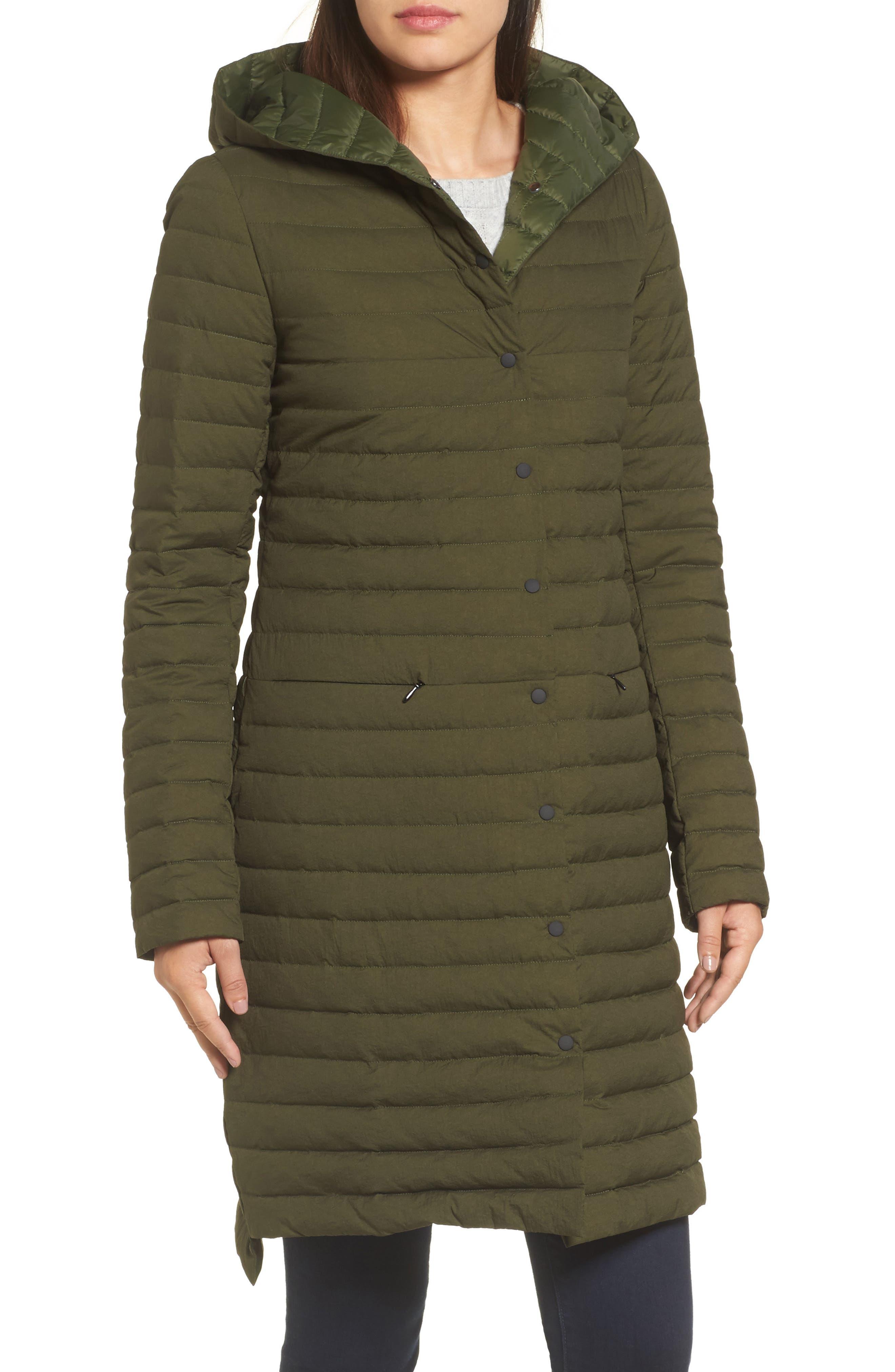 Alternate Image 4  - Trina Turk Edith Hooded Long Coat