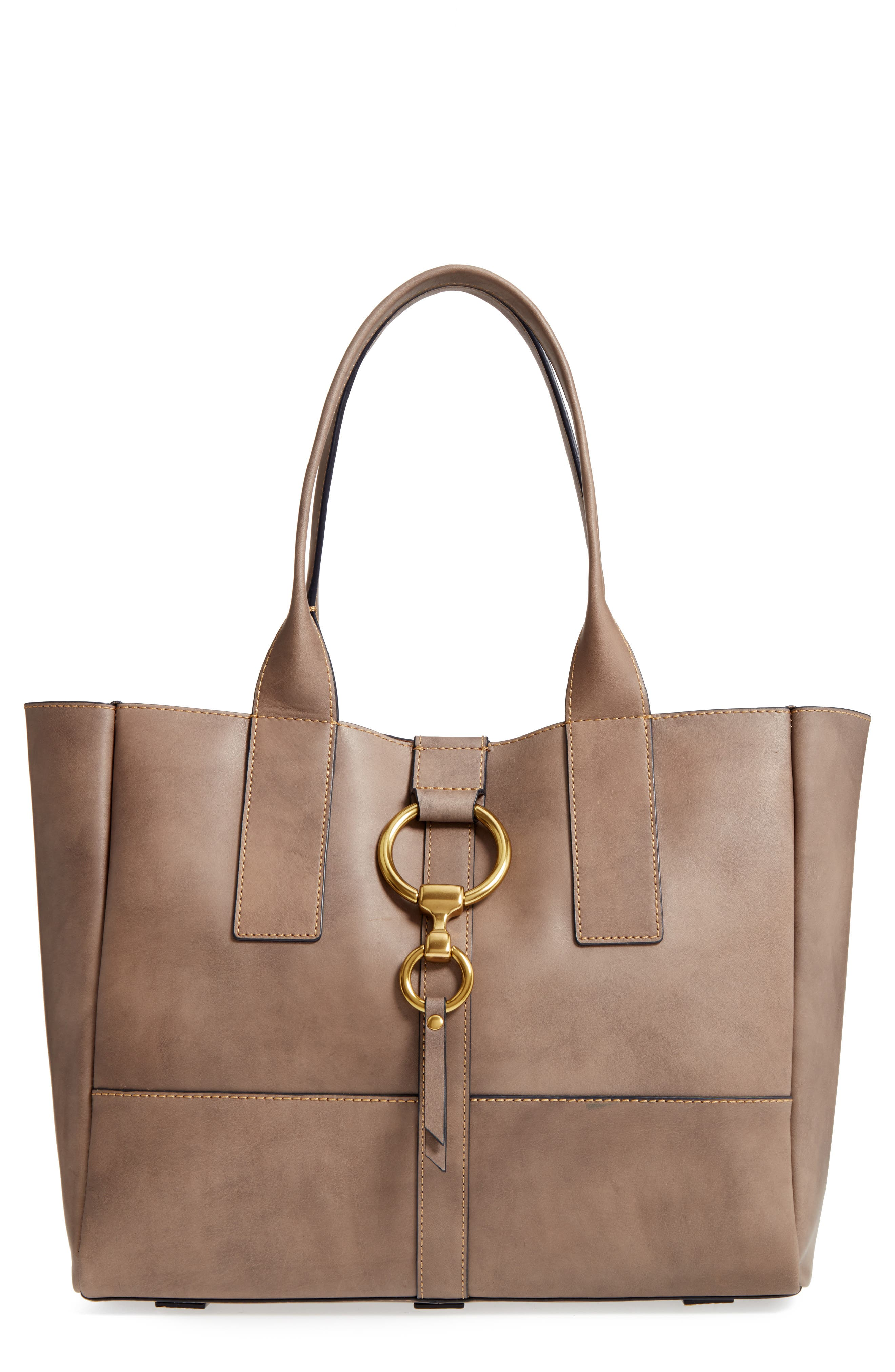 Frye Ilana Harness Leather Shopper