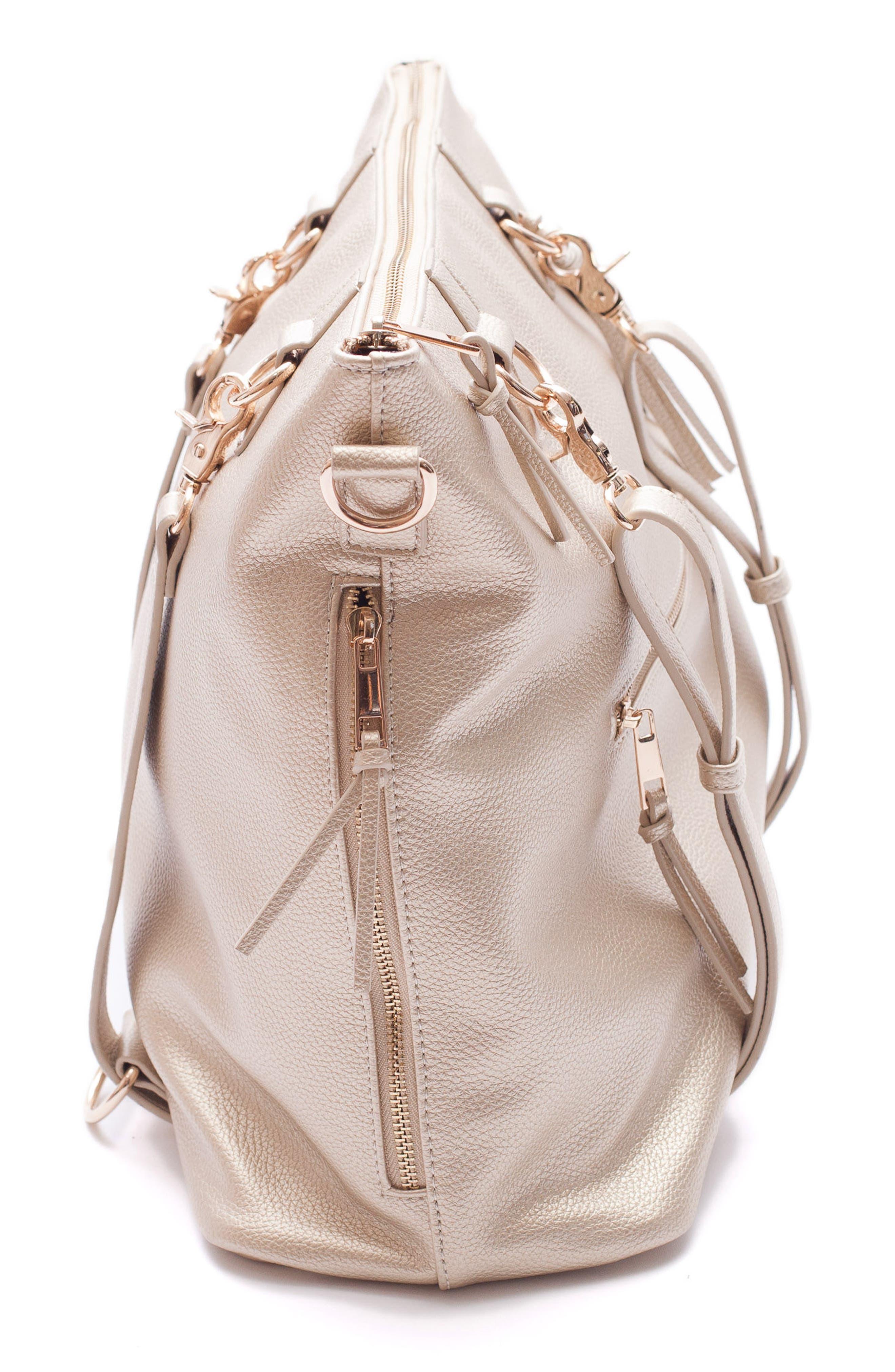 Alternate Image 4  - Bella Tunno Boss Convertible Diaper Backpack