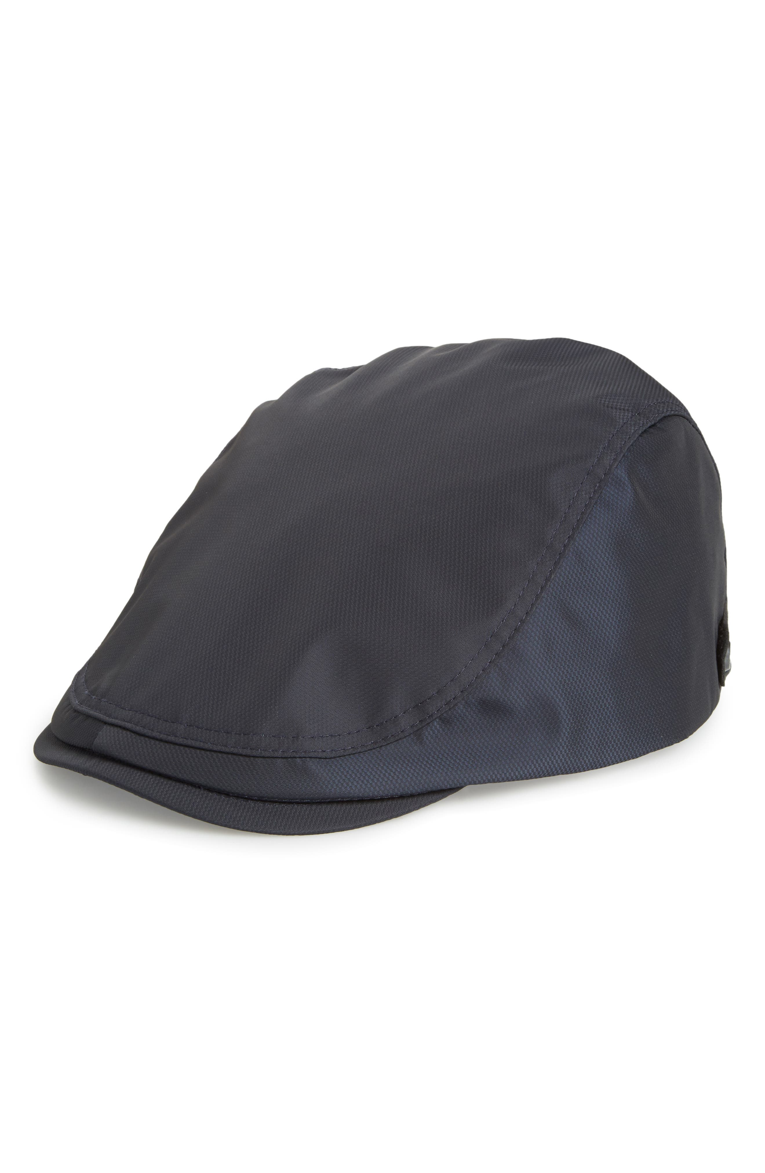 Ted Baker London Robby Z Flat Driving Cap