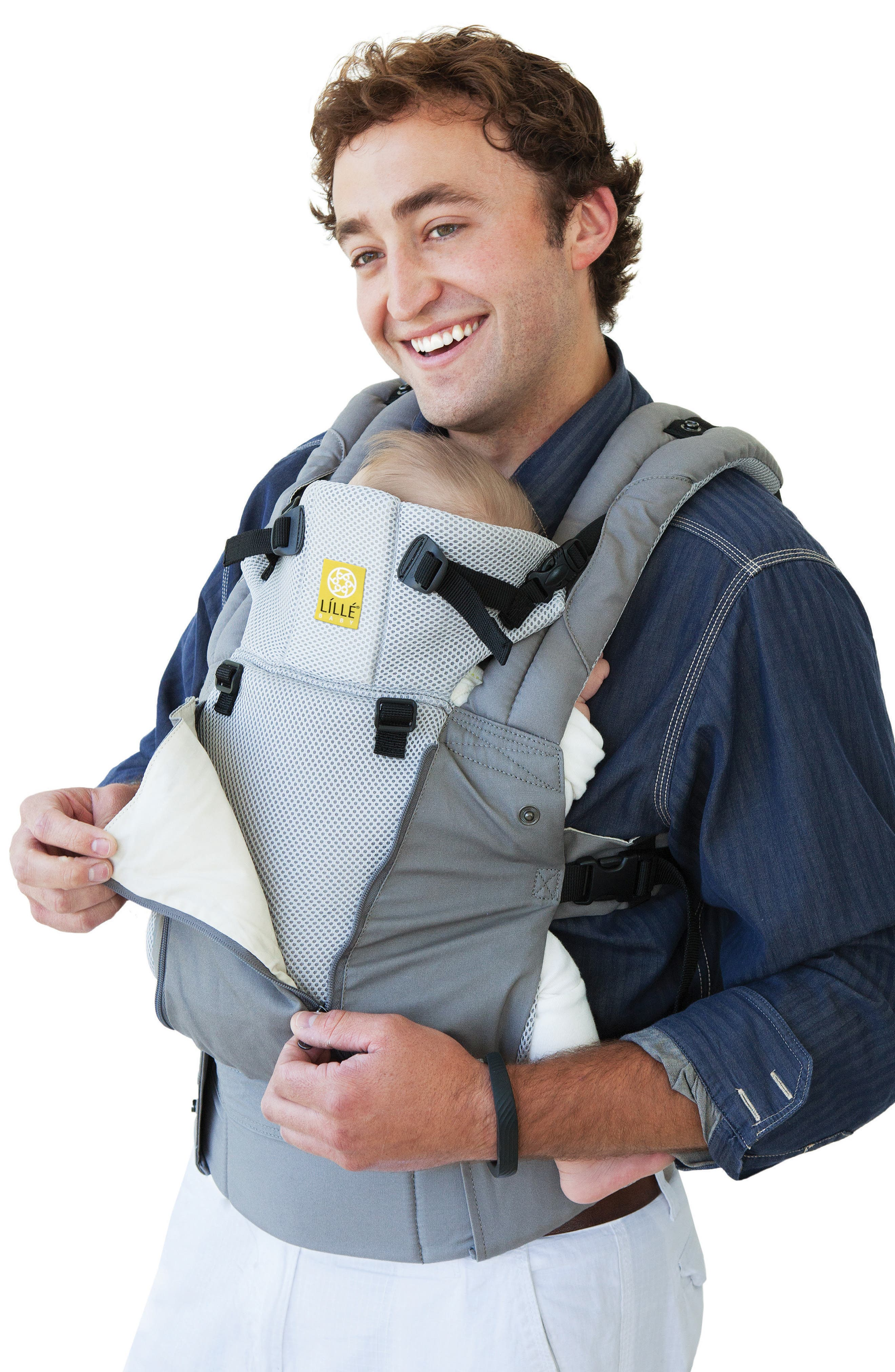 Main Image - LILLEbaby All Seasons Baby Carrier