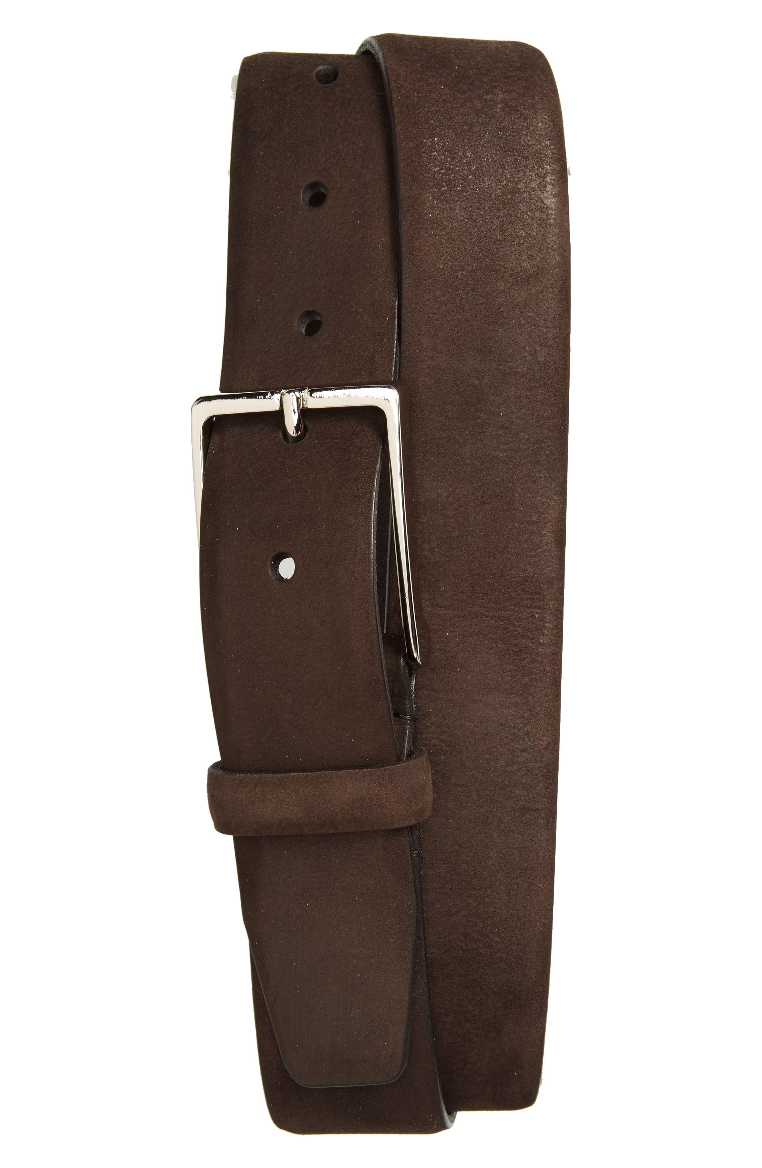 Nordstrom Men's Shop Dayton Leather Belt