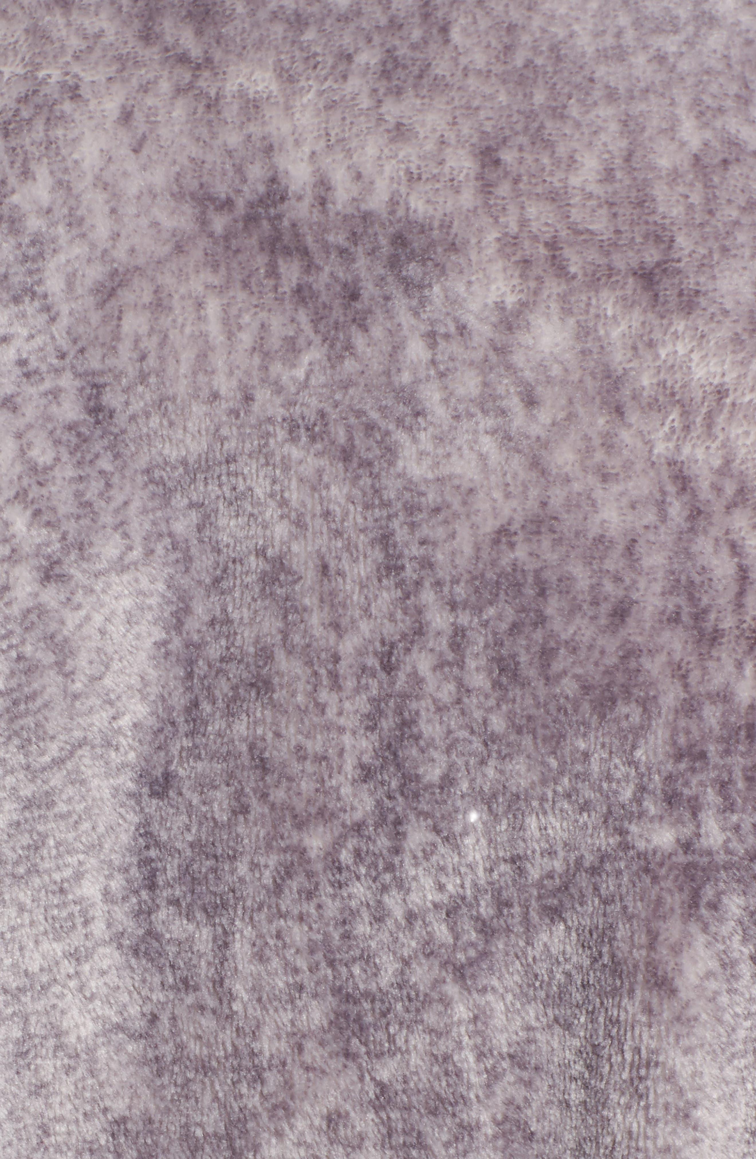 Alternate Image 5  - Nordstrom Men's Shop Heathered Fleece Robe