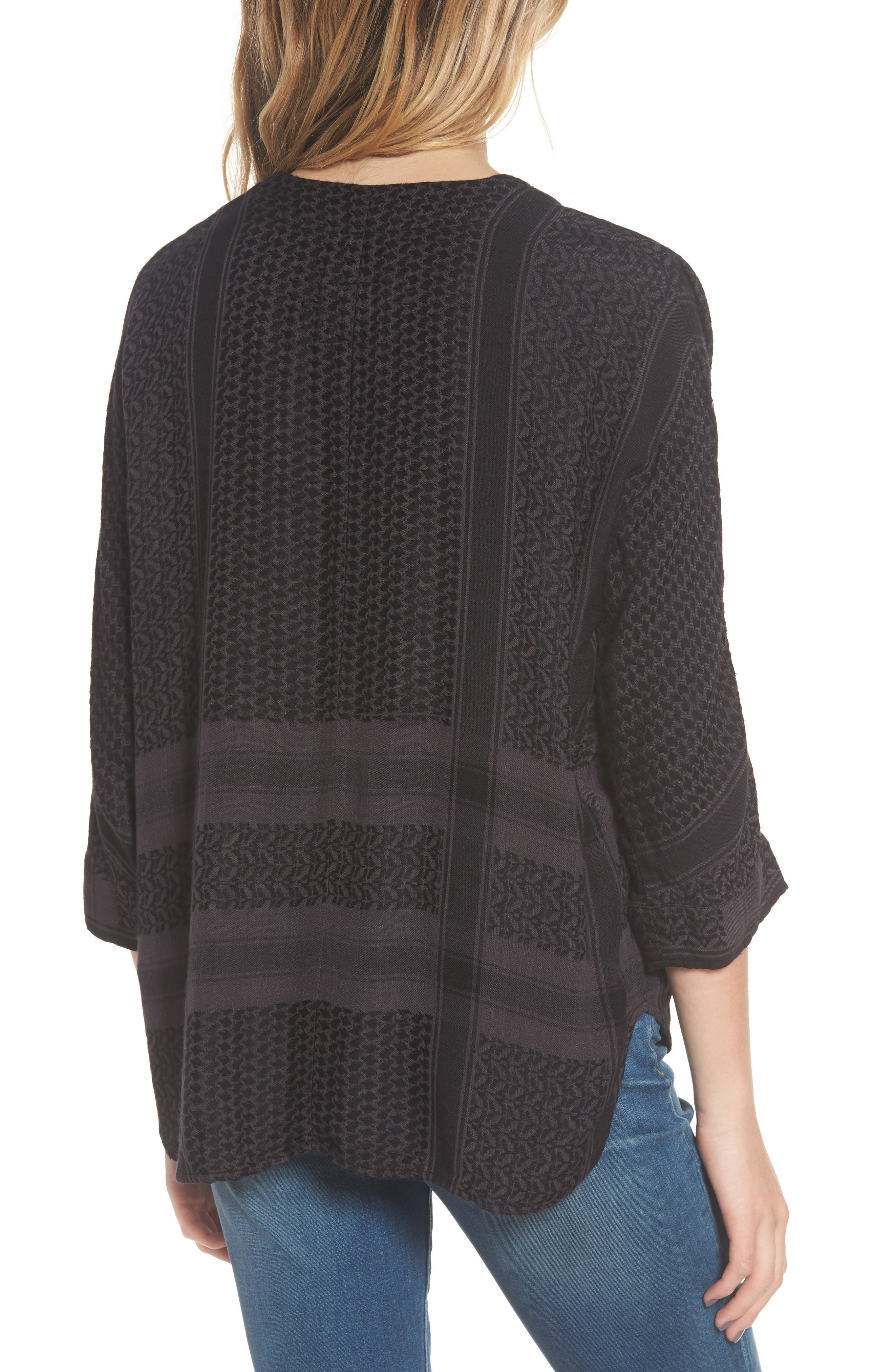 Alternate Image 2  - Rails Lily Pullover Blouse