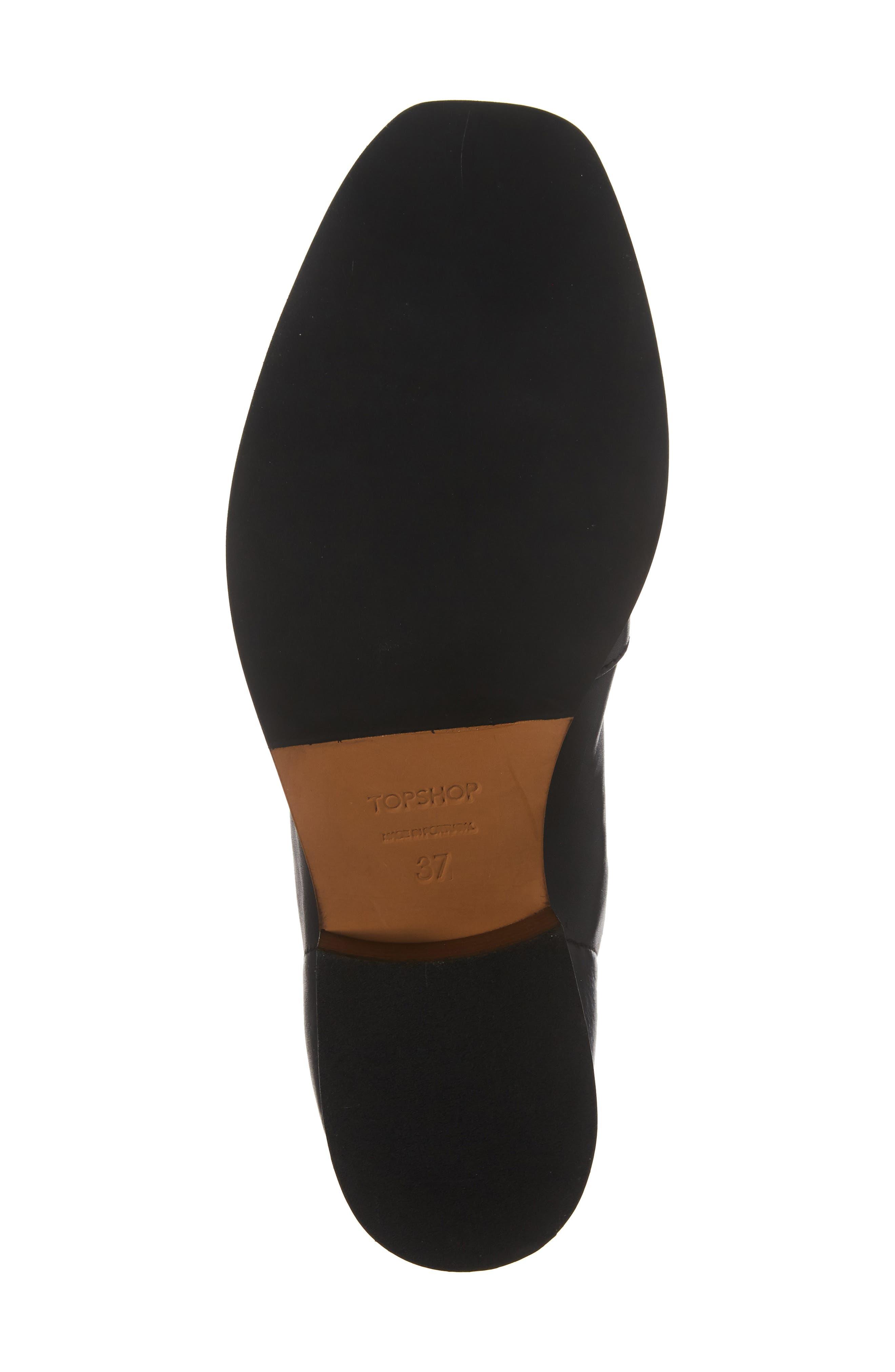 Alternate Image 6  - Topshop Aaron Sock Bootie (Women)