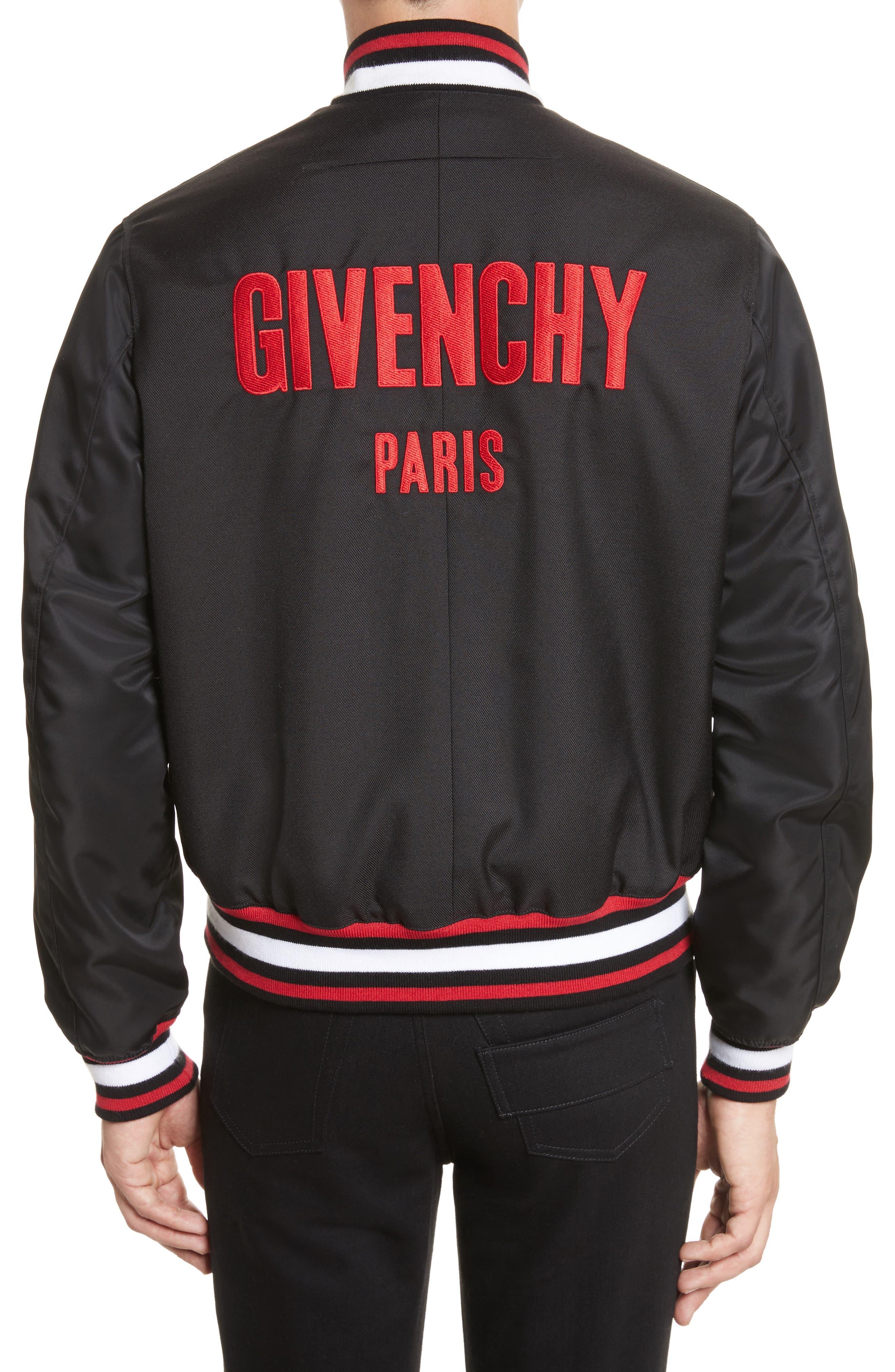 Alternate Image 2  - Givenchy Varsity Jacket