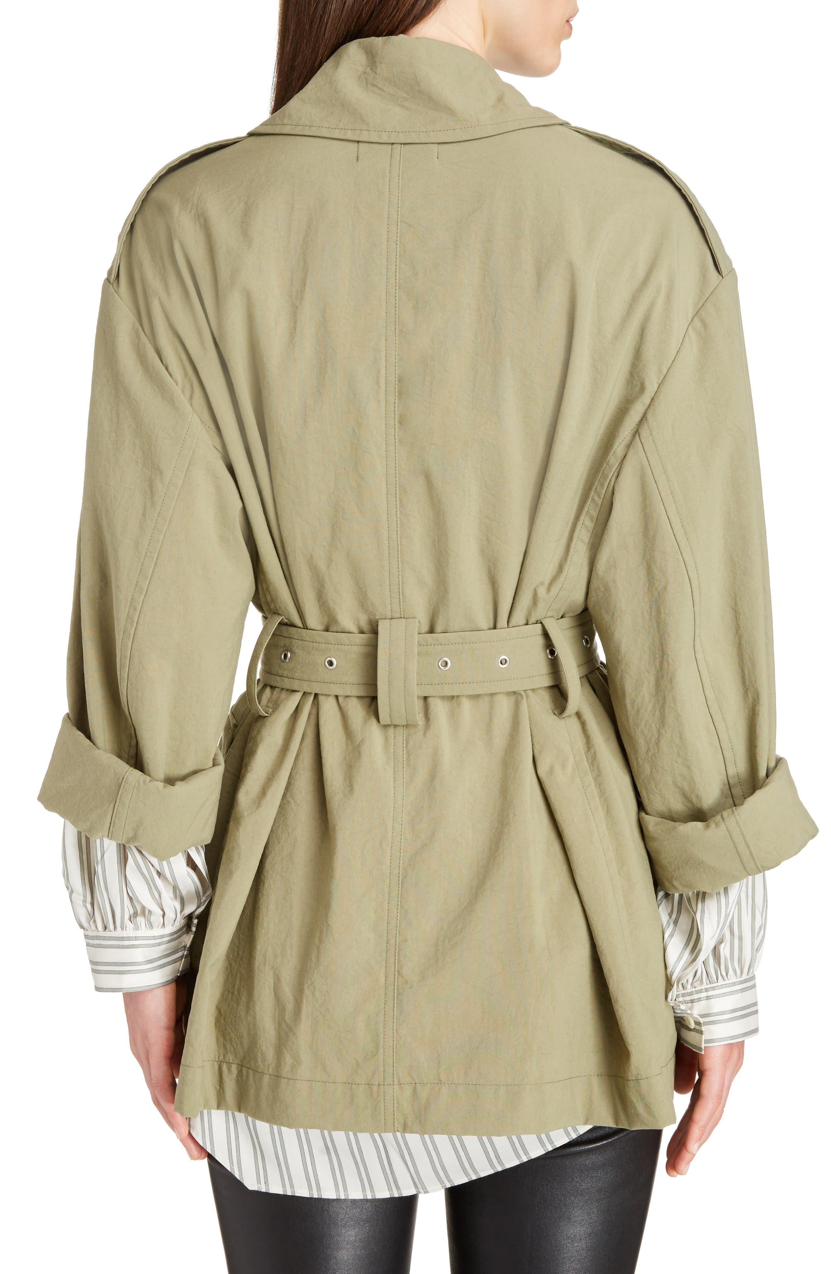 Alternate Image 2  - Isabel Marant Lorenzo Field Jacket