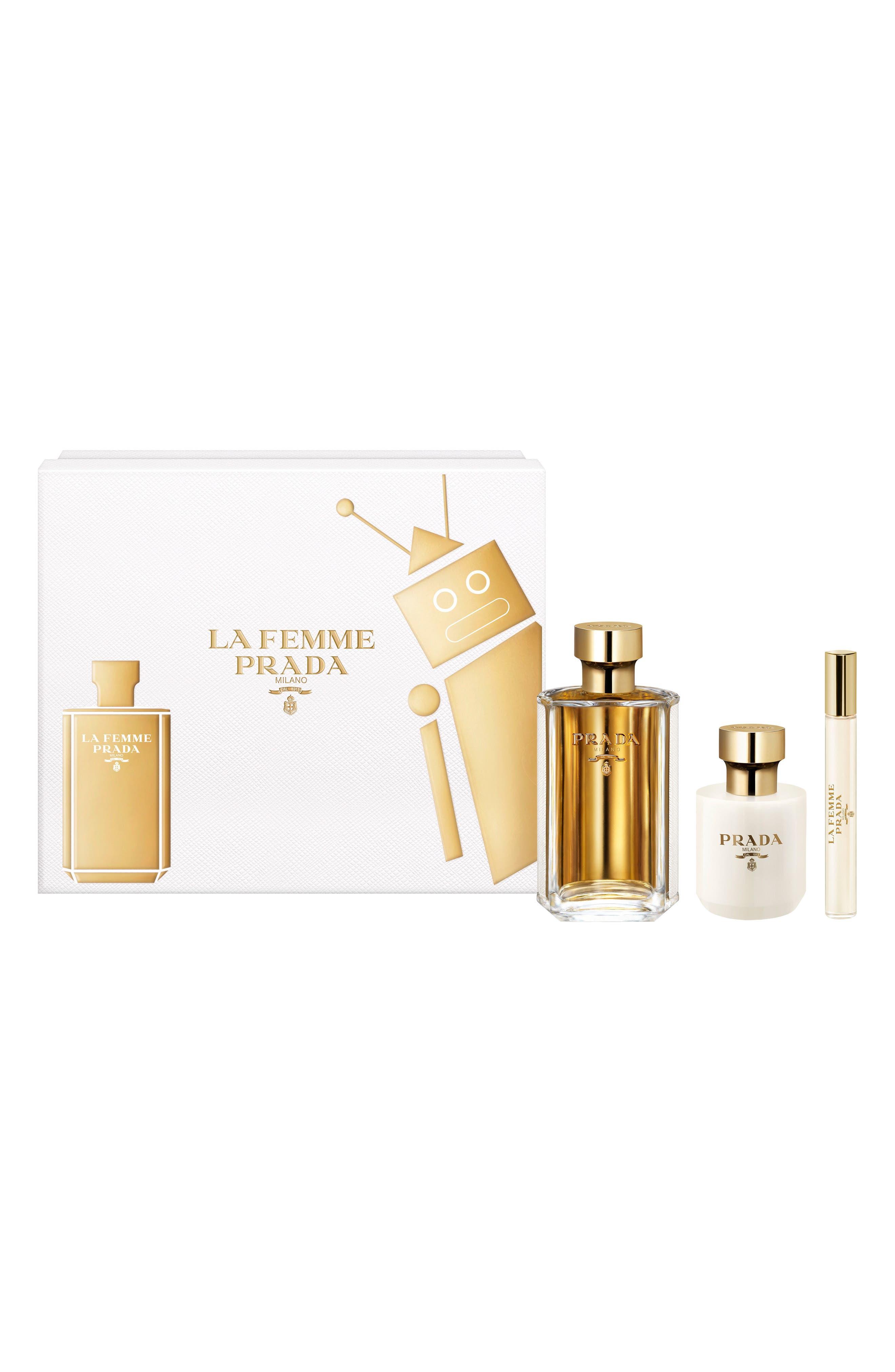 Alternate Image 1 Selected - Prada La Femme Prada Set ($182 Value)