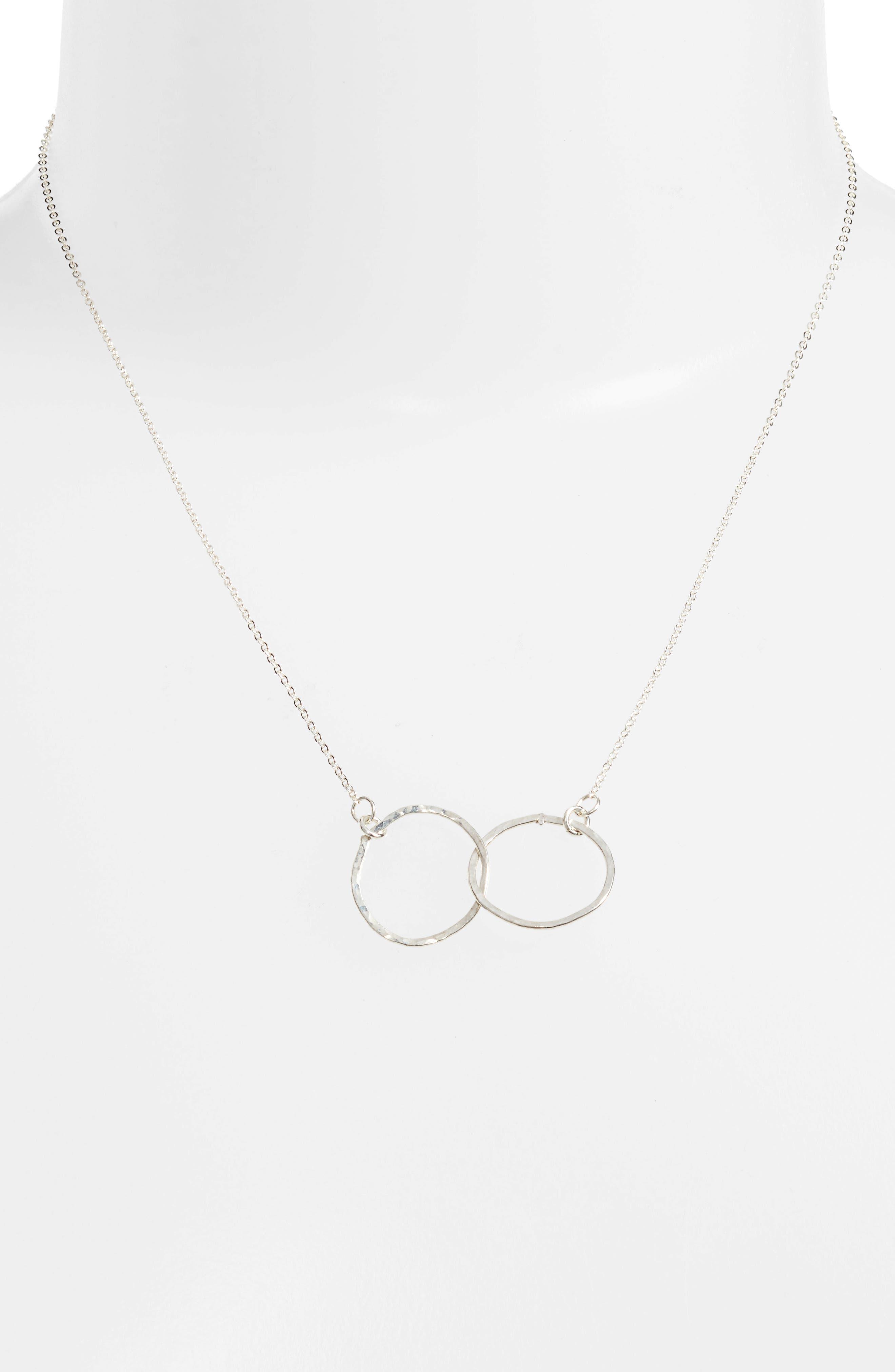 Main Image - Nashelle Lucky Eternity Necklace