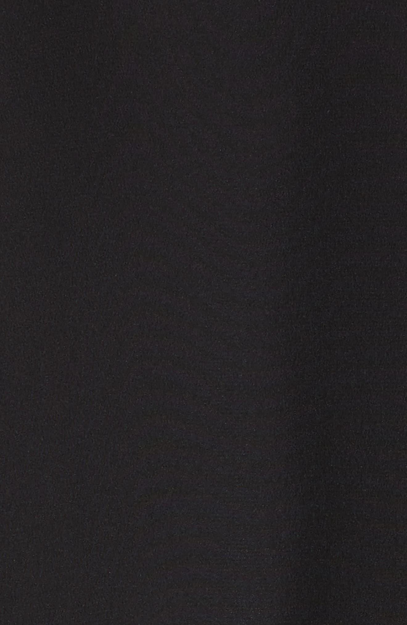 Alternate Image 5  - Stella McCartney Cutaway Silk Blouse