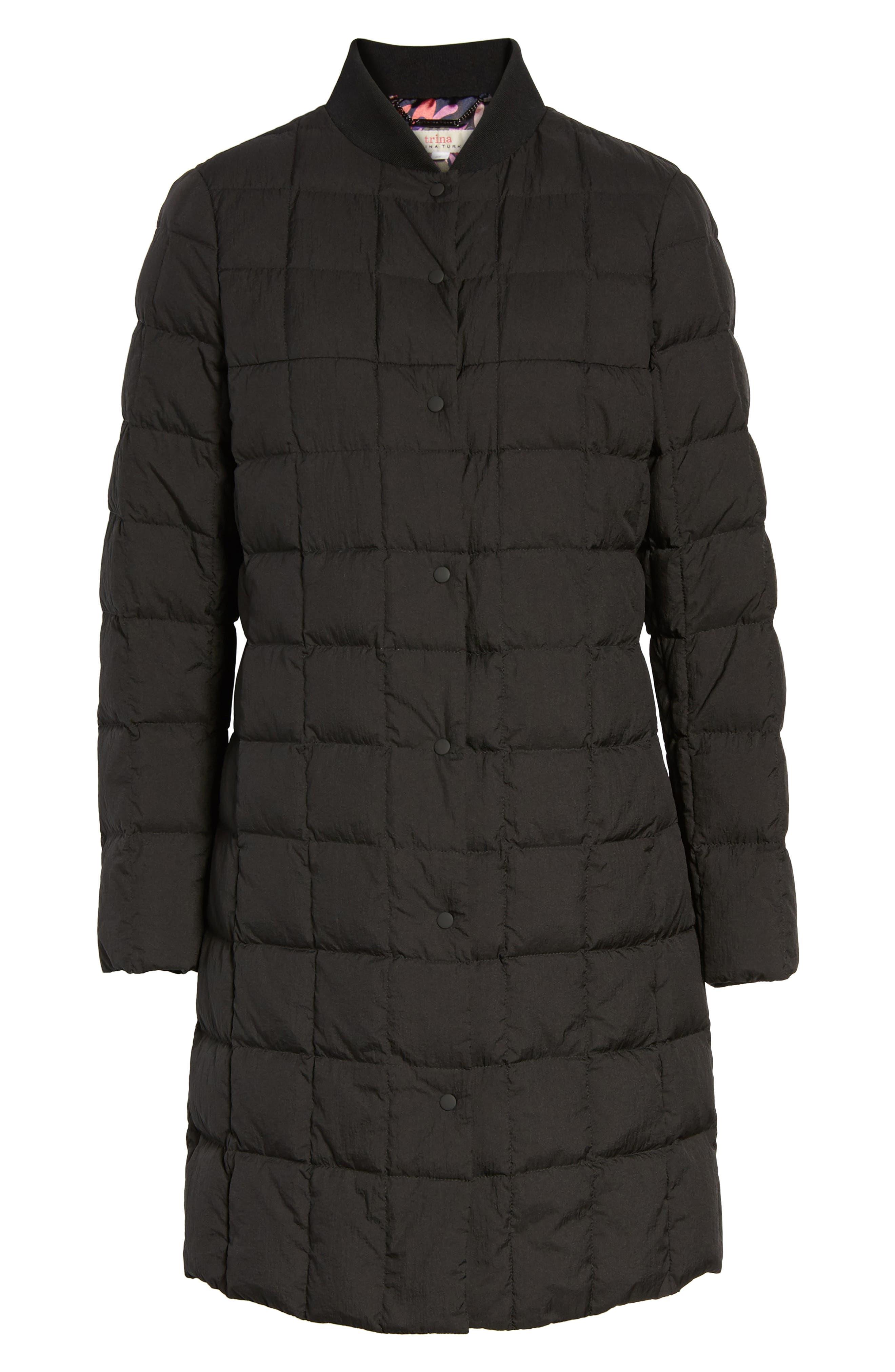 Alternate Image 6  - Trina Turk Kensley Lightweight Down Coat