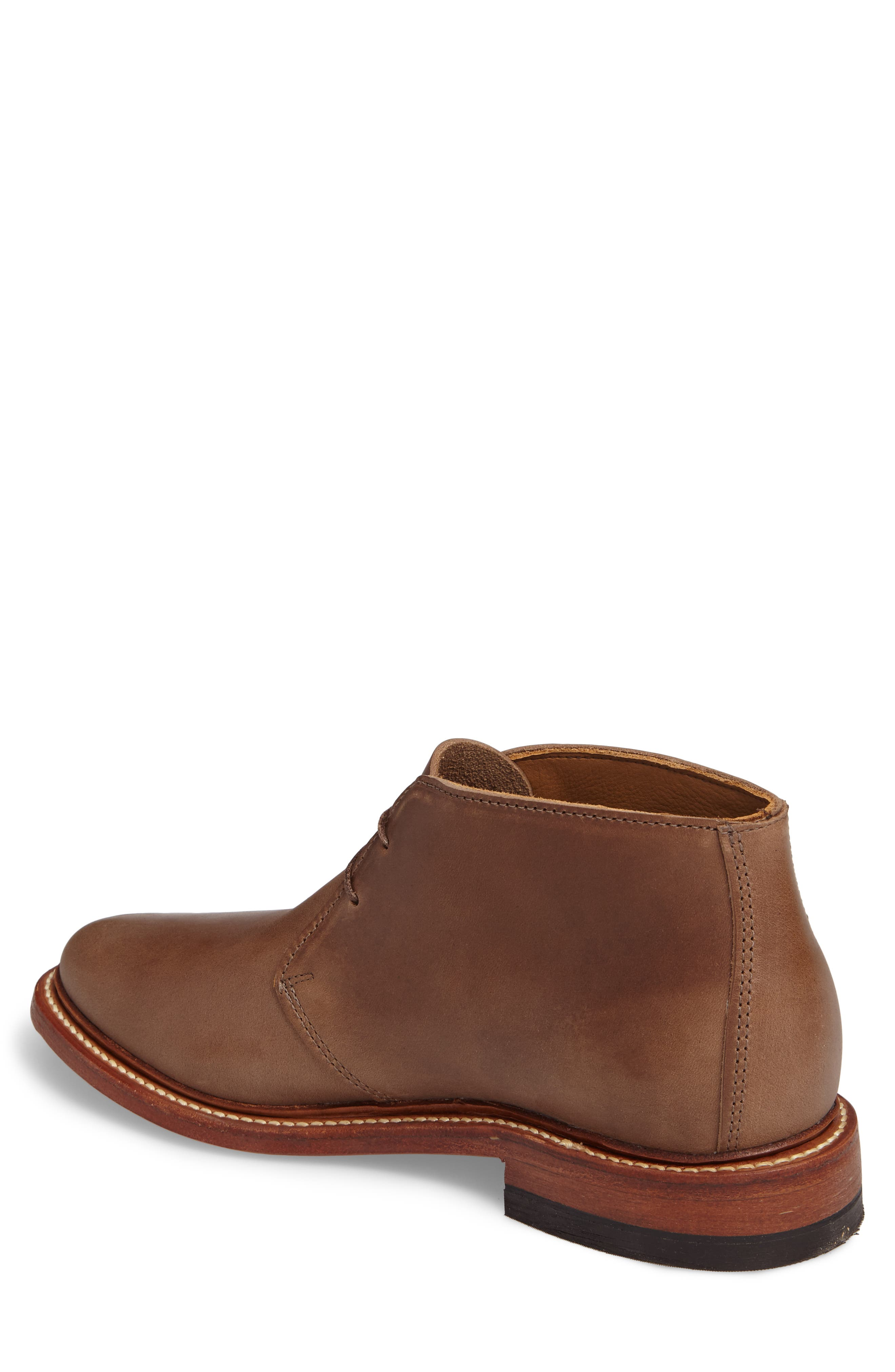 Campus Chukka Boot,                             Alternate thumbnail 2, color,                             Natural Leather