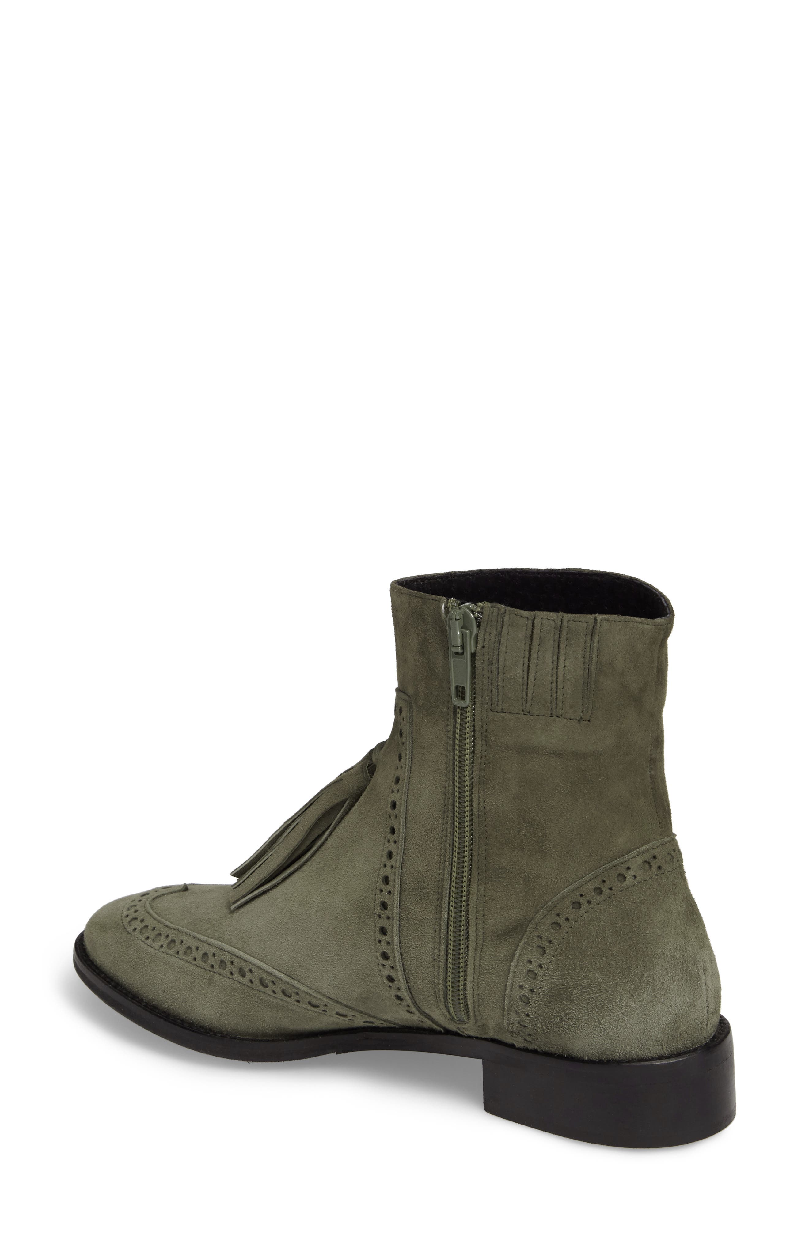 Ralphie Boot,                             Alternate thumbnail 2, color,                             Military