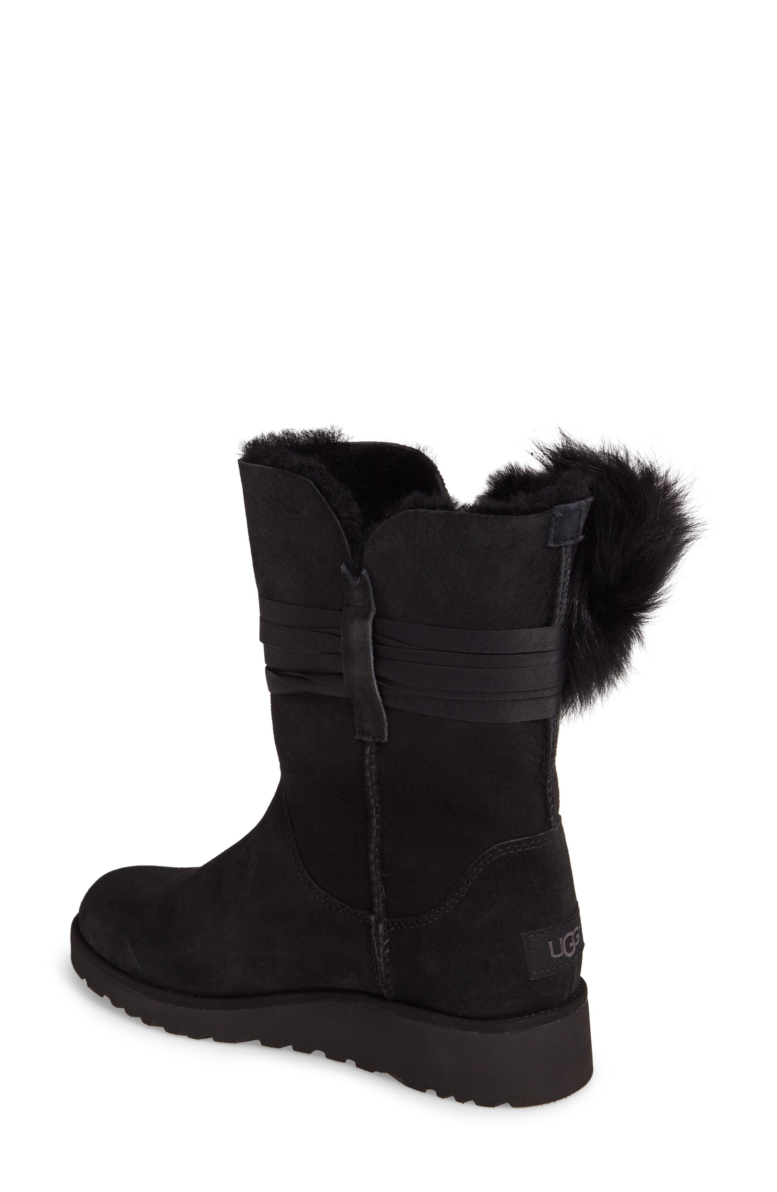 Alternate Image 2  - UGG® Brita Boot (Women)