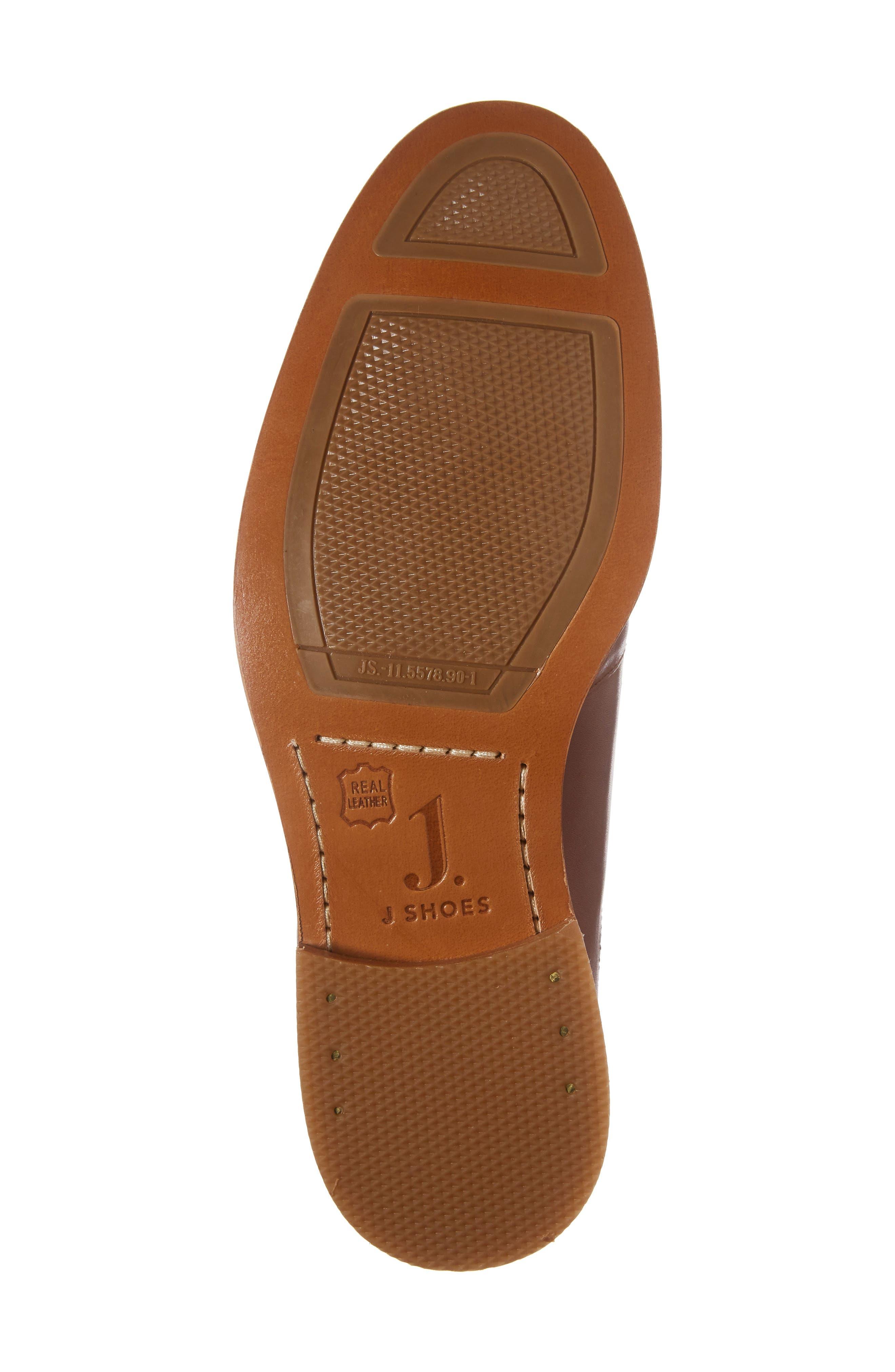 Alternate Image 6  - J SHOES Indi Buck Shoe (Men)