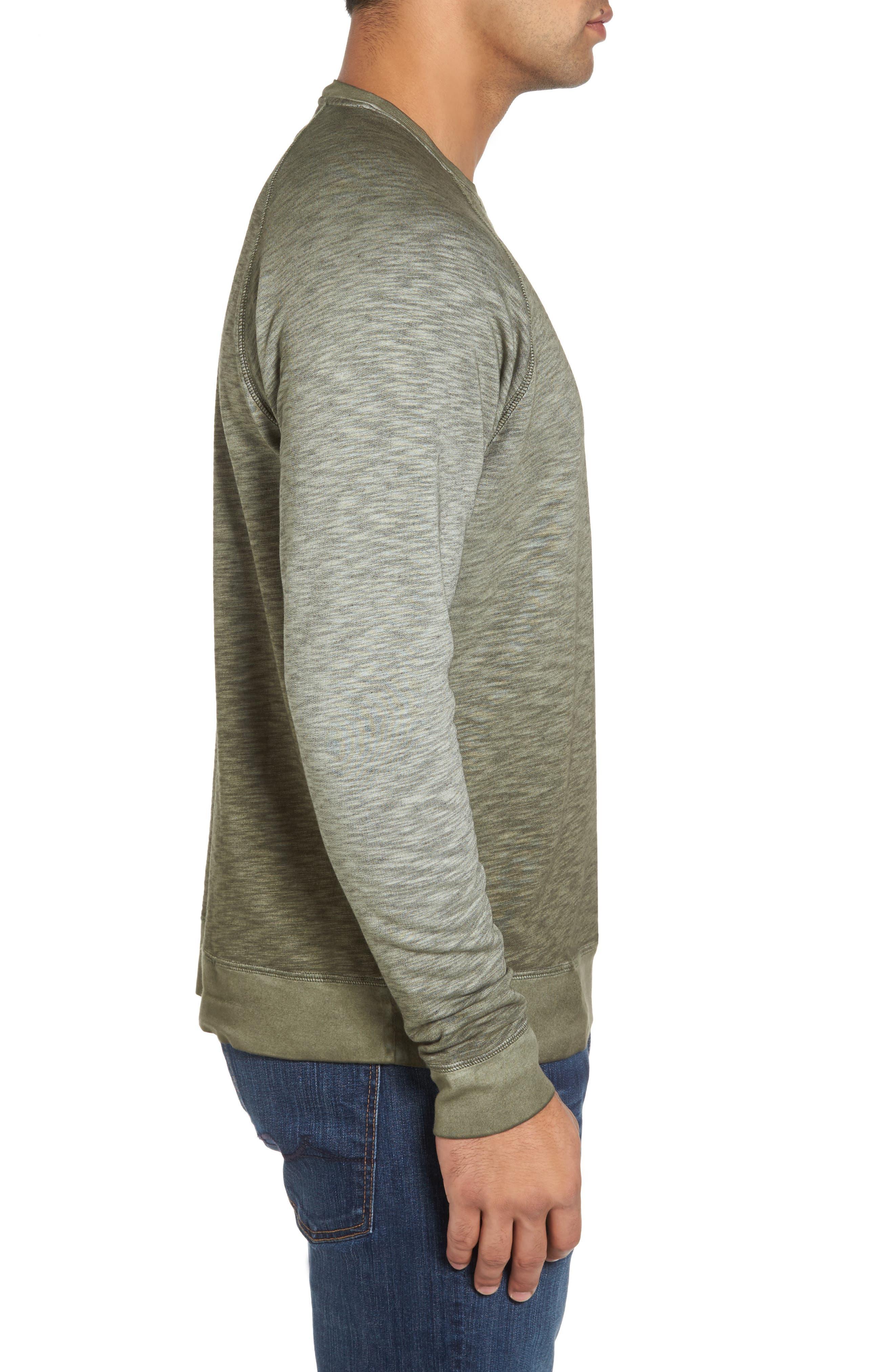 Alternate Image 3  - Tommy Bahama 'Santiago' Ombré Crewneck Sweatshirt