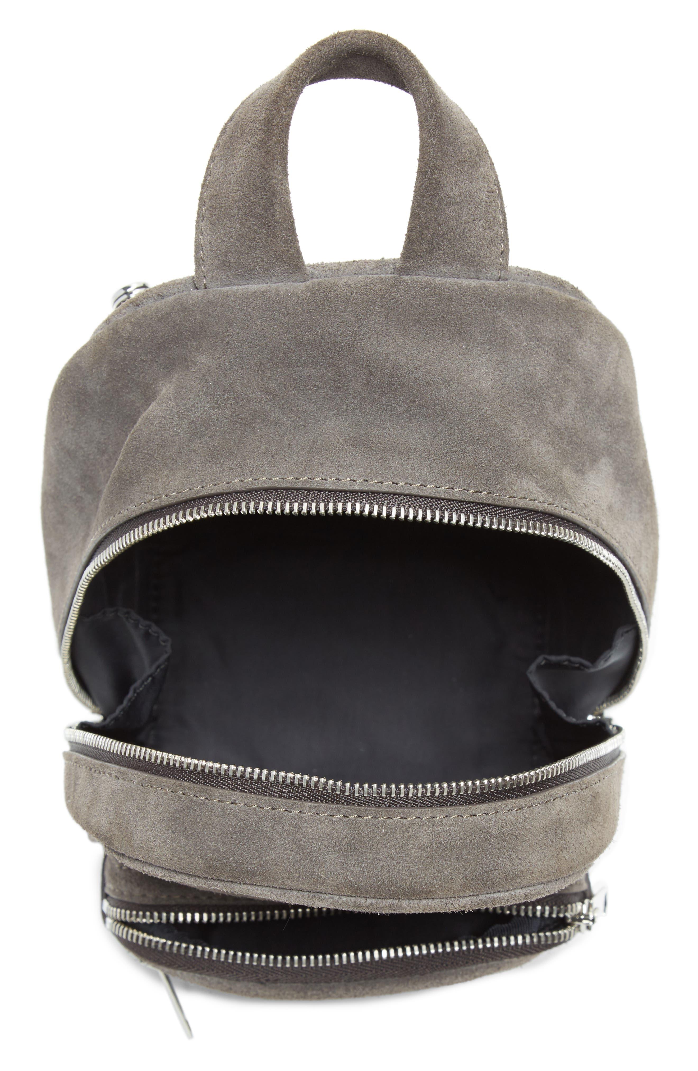 Alternate Image 4  - Alexander Wang Mini Attica Leather Crossbody Backpack