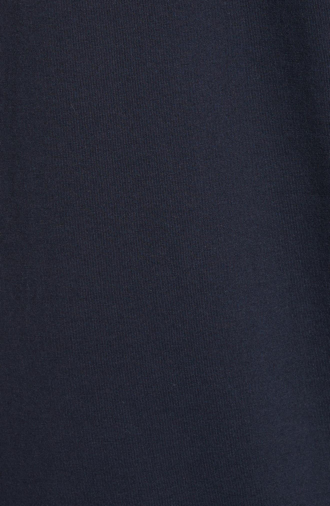 Alternate Image 5  - Saturdays NYC Stacked Graphic T-Shirt