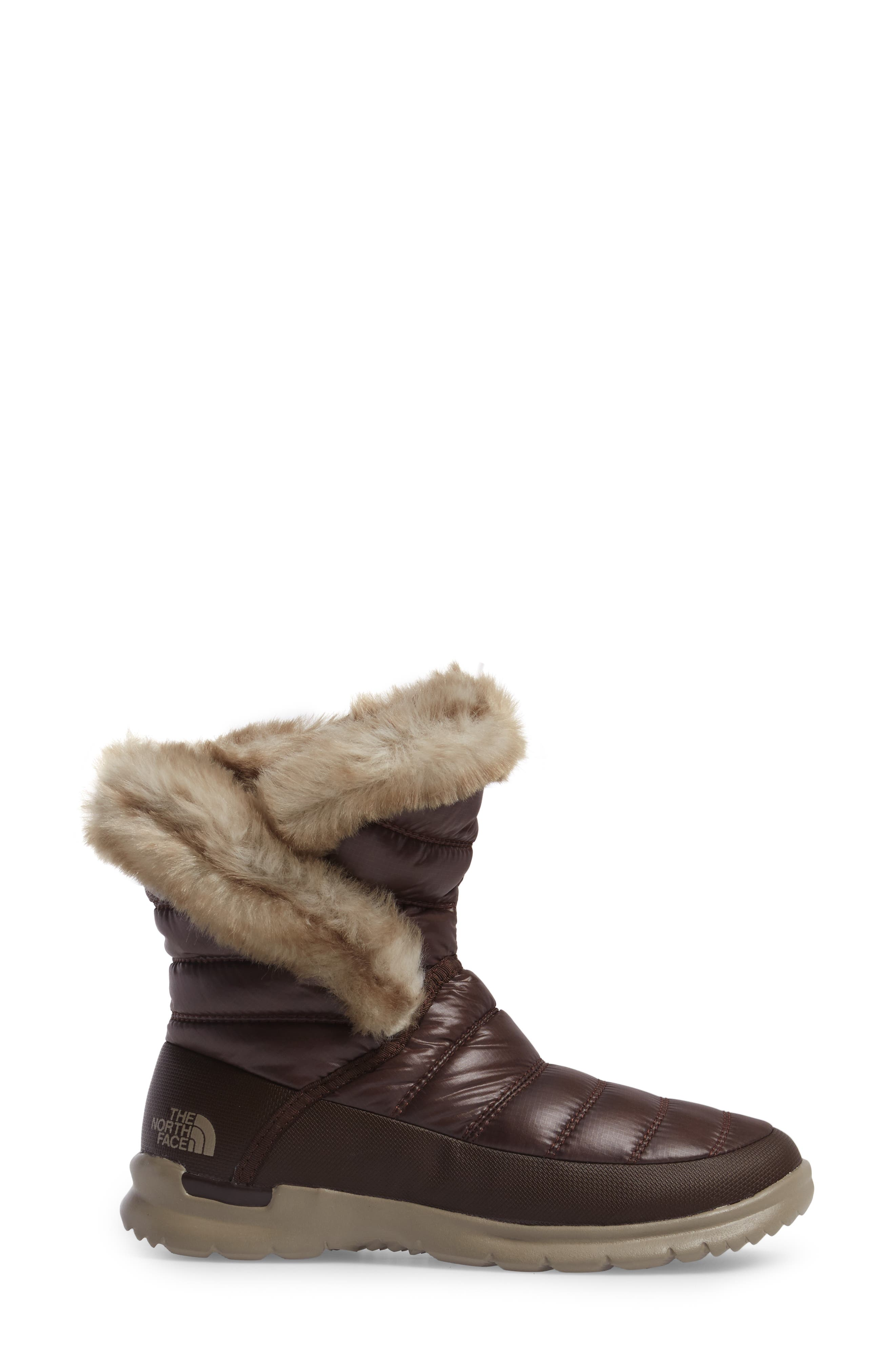 Alternate Image 3  - The North Face Microbaffle Waterproof ThermoBall™ Insulated Winter Boot (Women)