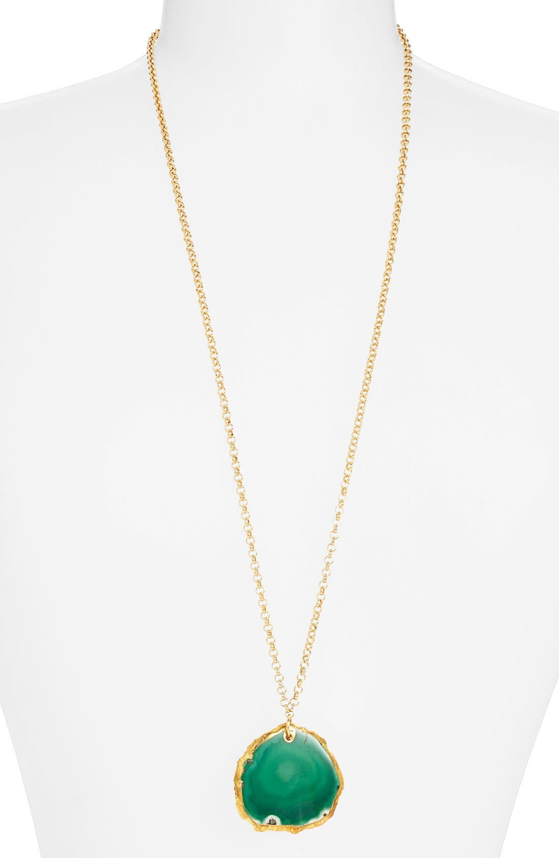 Main Image - Nordstrom 'Sorcerer's Stone' Long Pendant Necklace