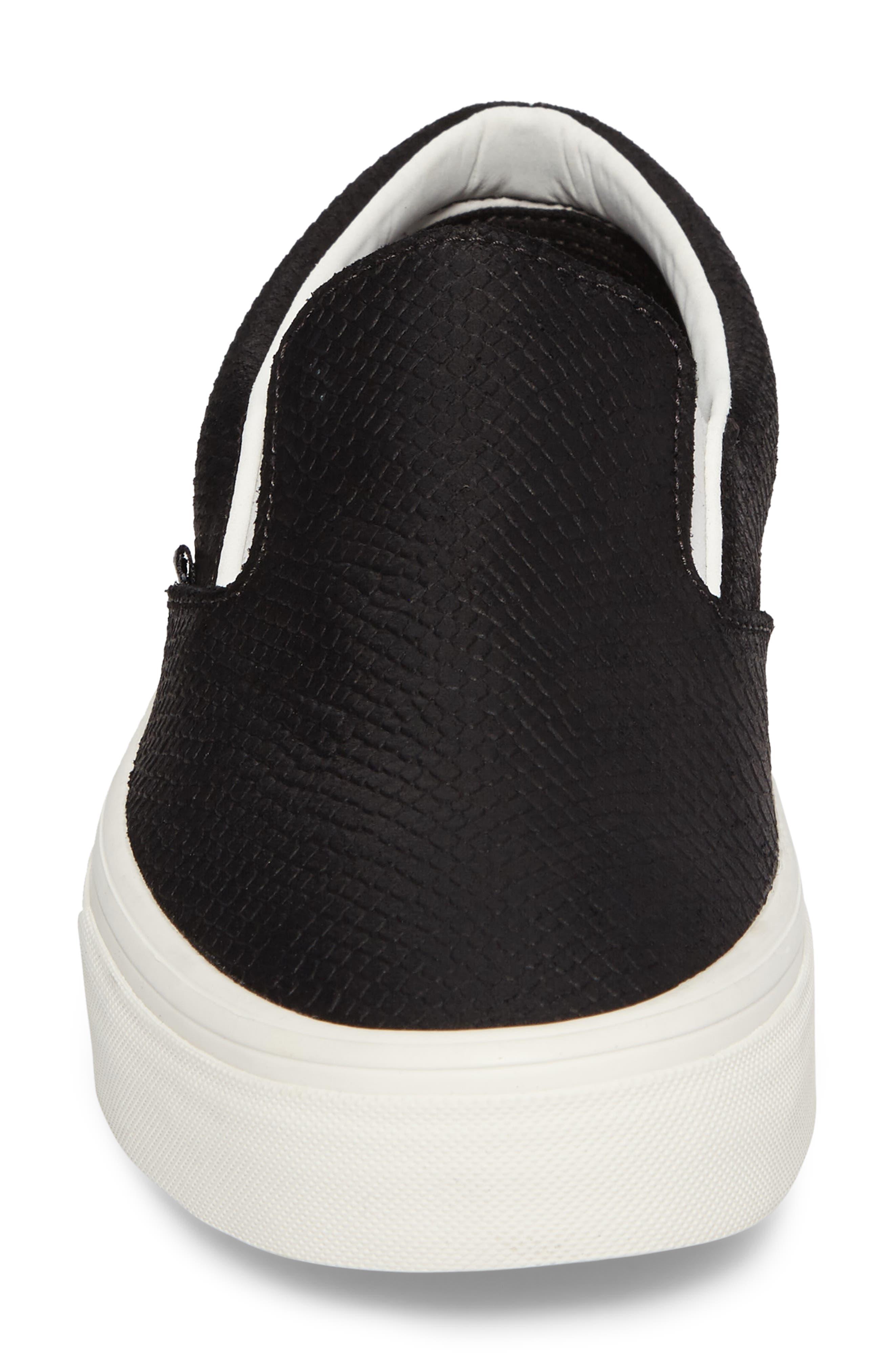 Alternate Image 5  - Vans 'Classic' Slip-On Sneaker (Men)