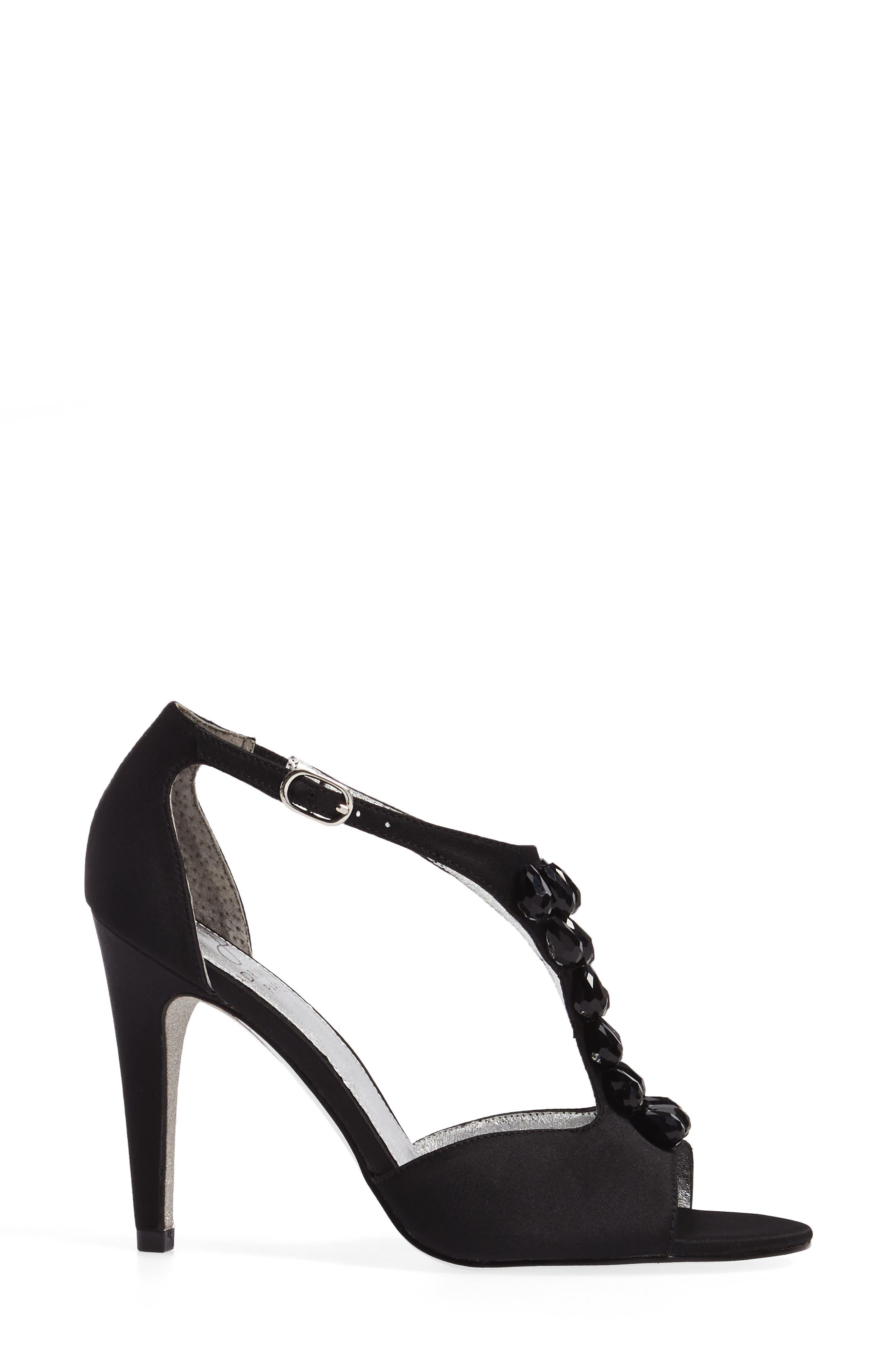 Alternate Image 3  - Adrianna Papell Esmond Embellished Sandal (Women)