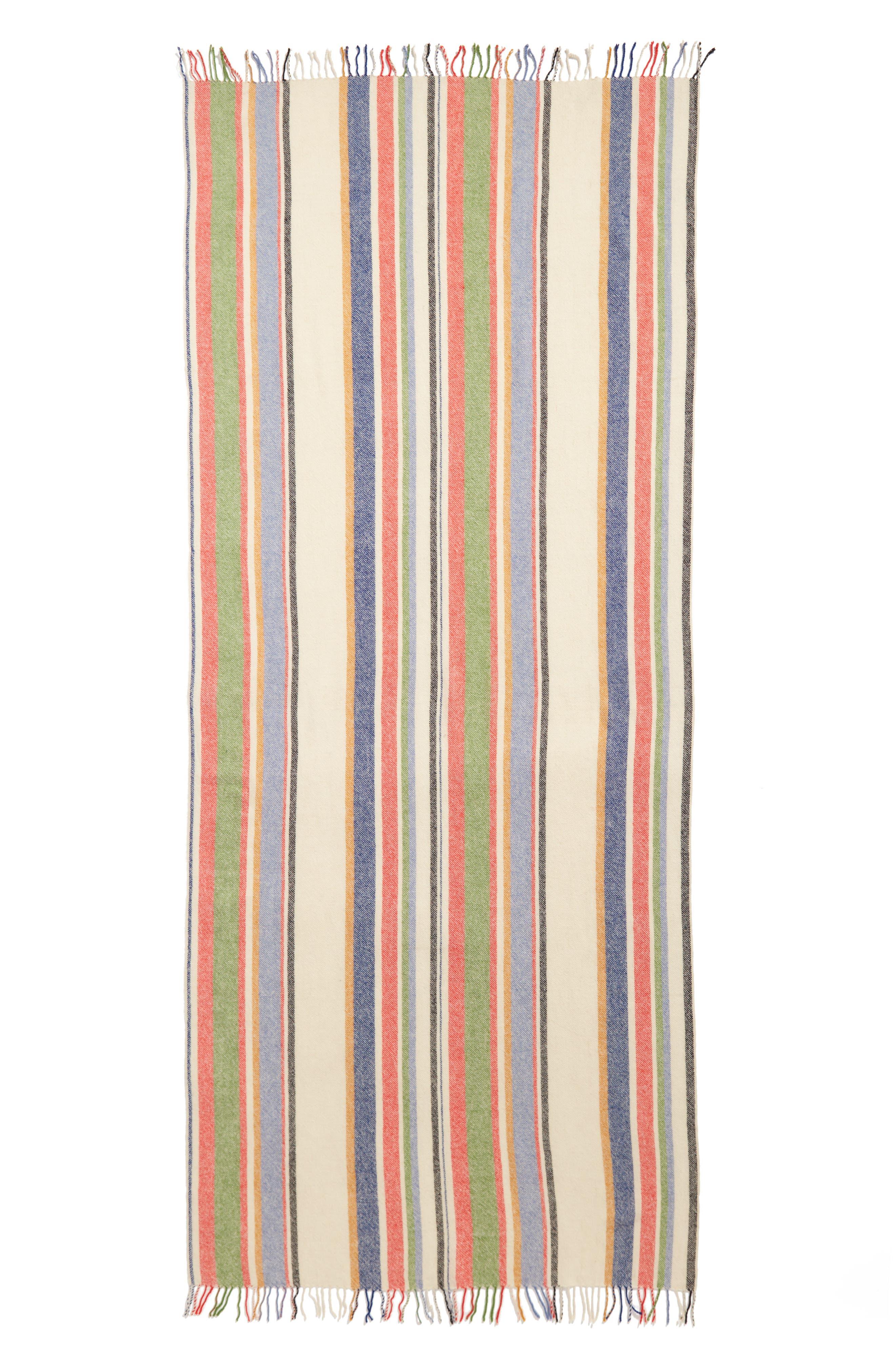 Alternate Image 2  - Standard Form Variance Wool & Cashmere Scarf