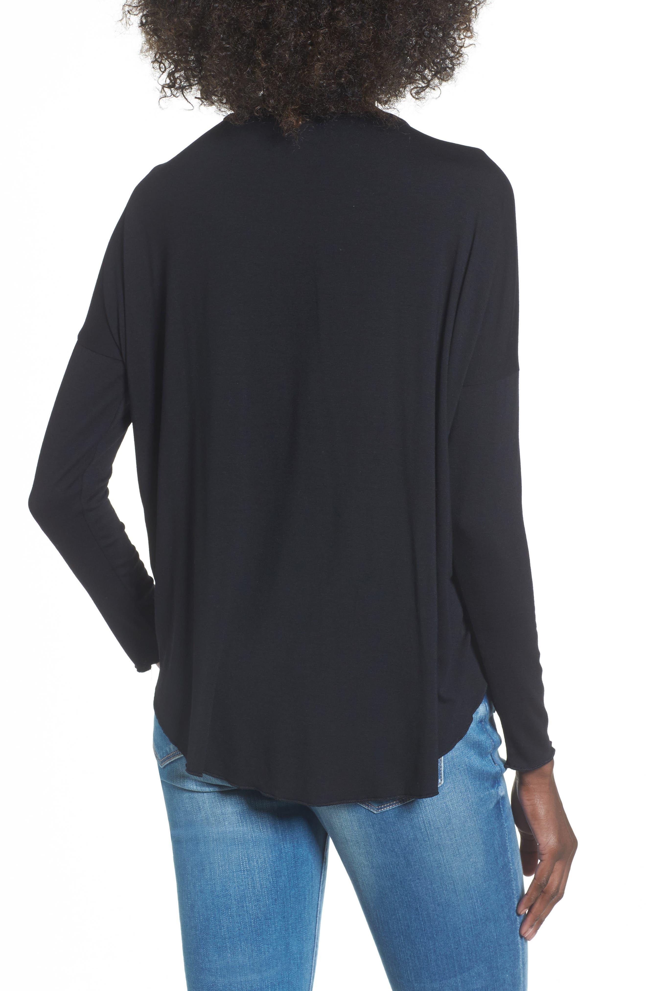 Alternate Image 2  - Lira Clothing Modern Surplice Top