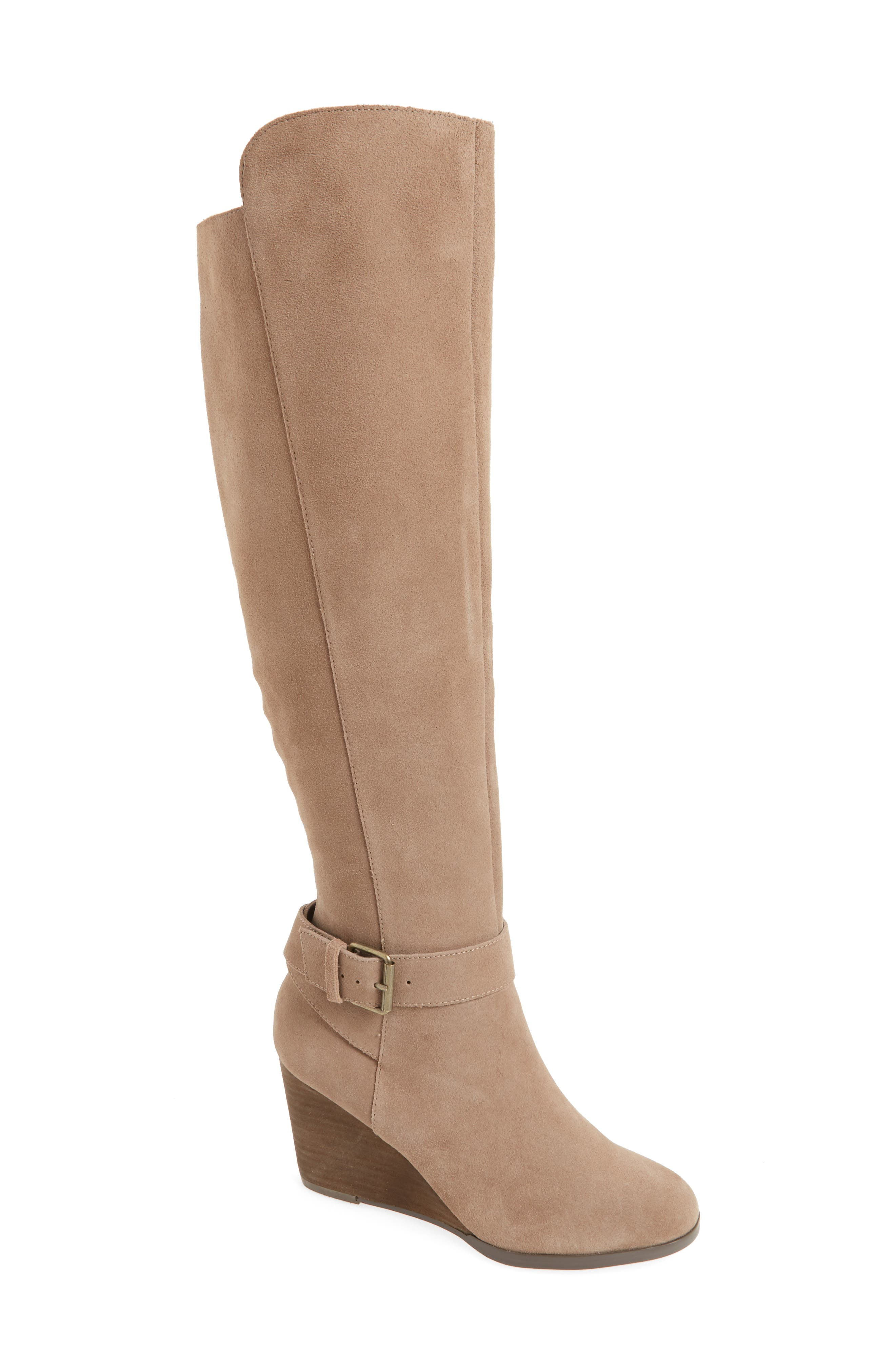 Alternate Image 1 Selected - Sole Society Paloma Over the Knee Boot (Women)