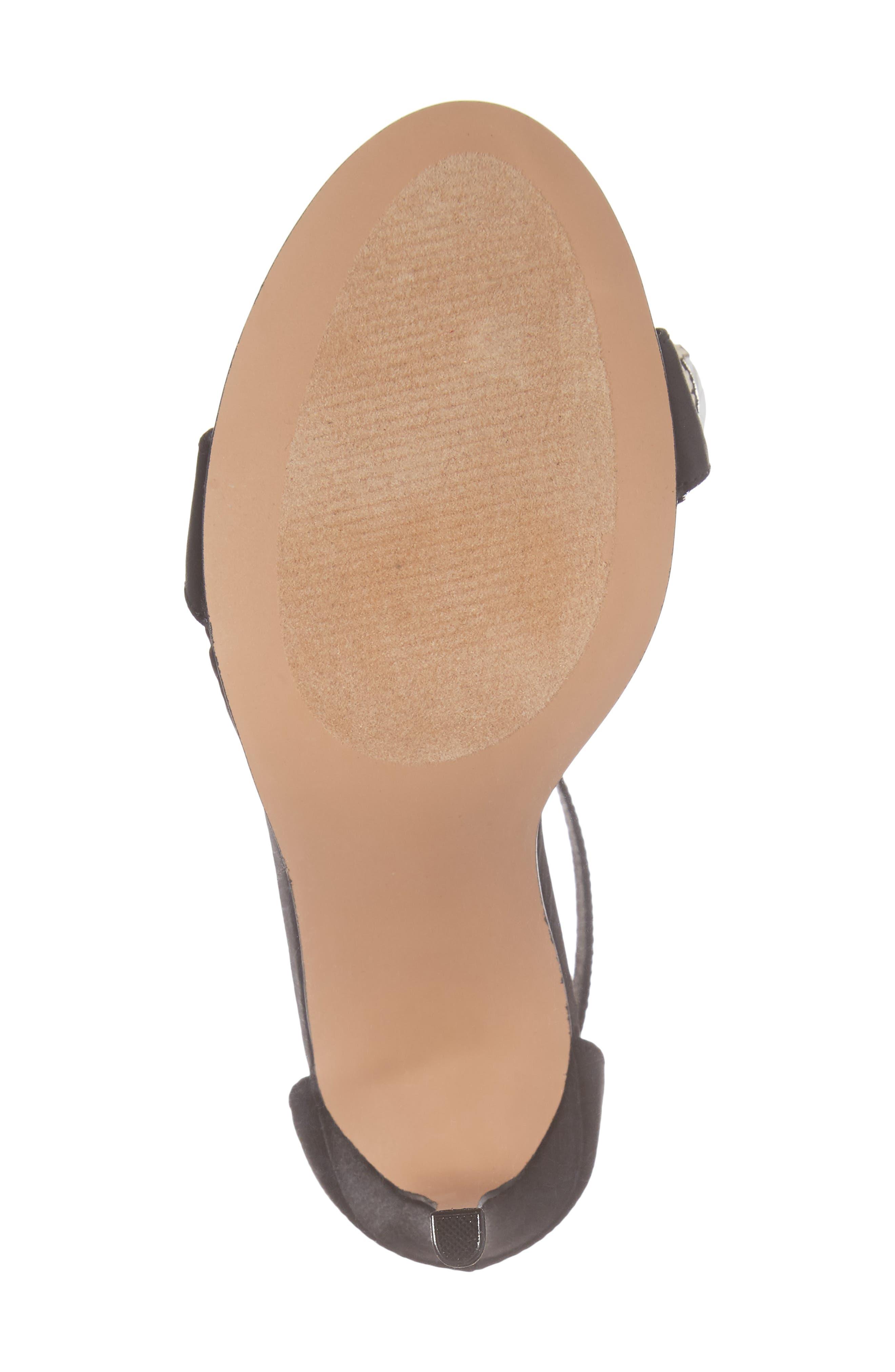 Alternate Image 6  - Steve Madden Fabulous Embellished Sandal (Women)