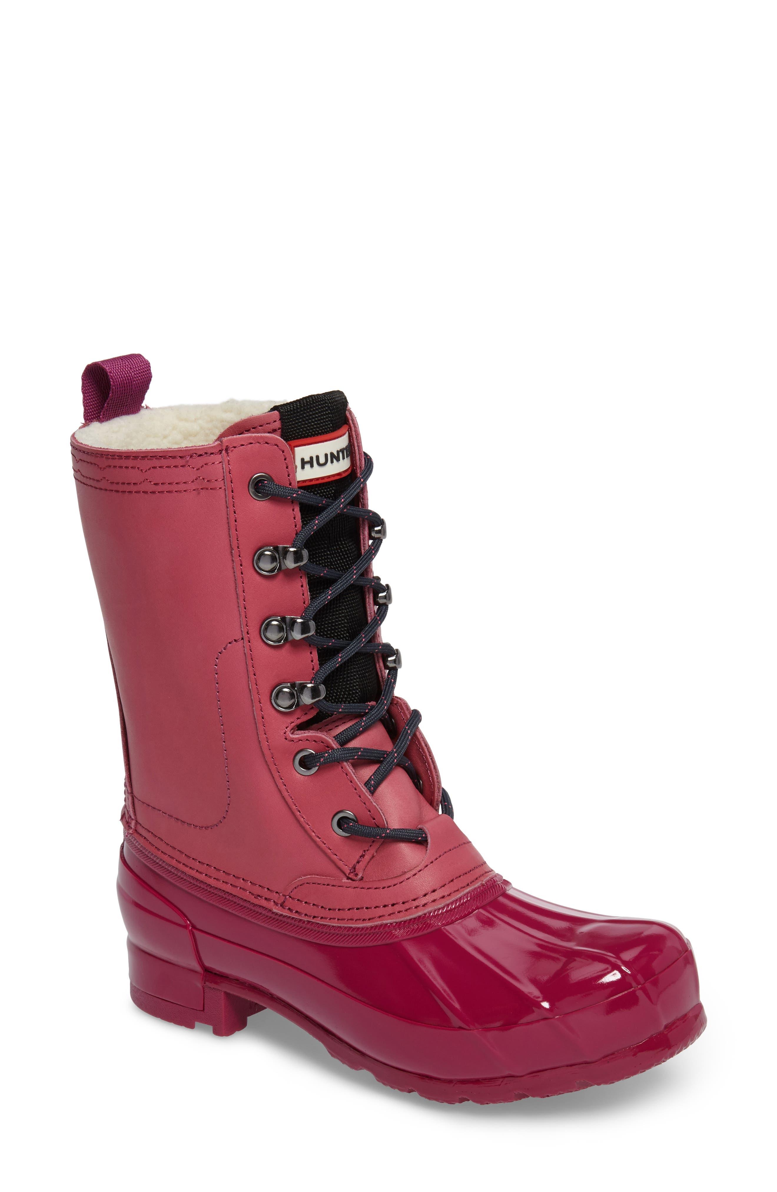 Hunter Original Insulated Boot (Women)