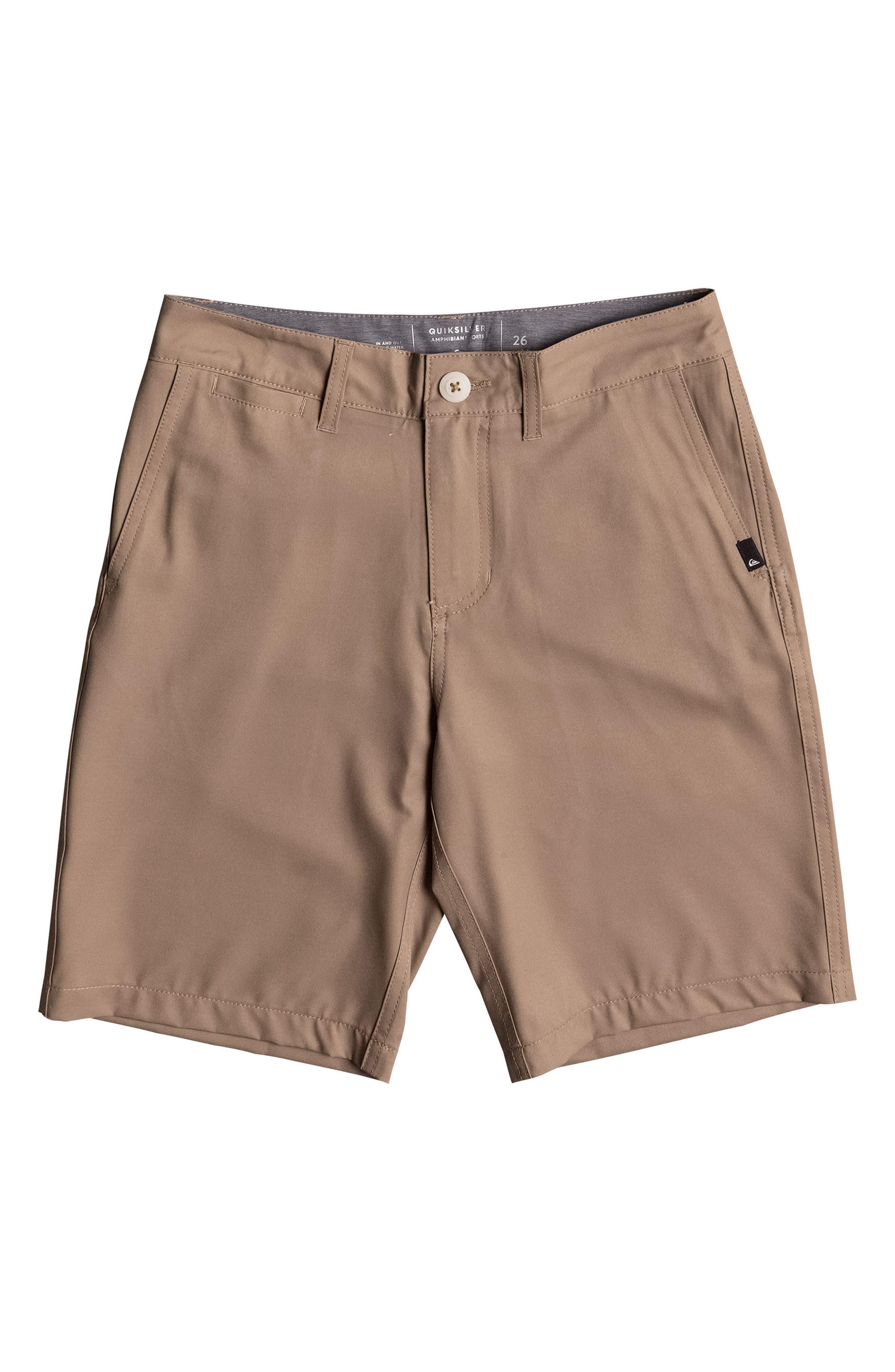 Quiksilver Union Amphibian Shorts (Big Boys)
