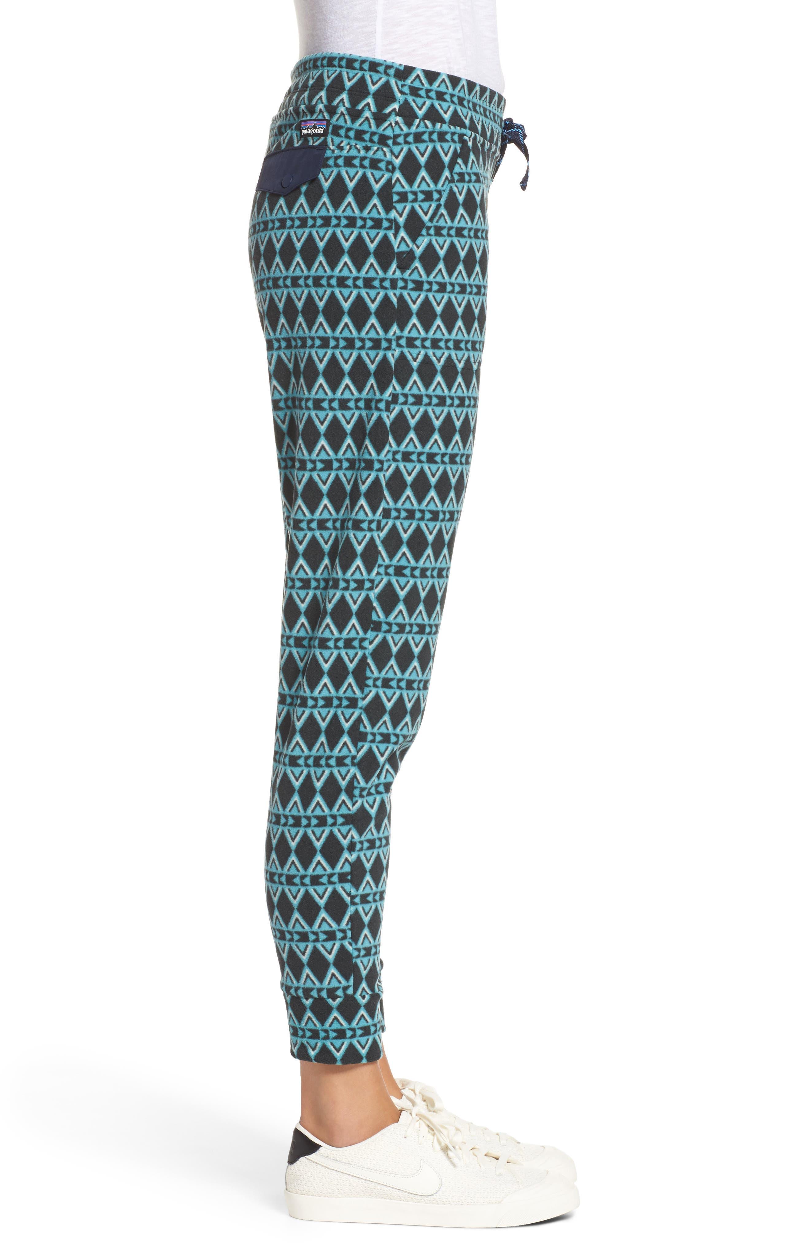 Alternate Image 3  - Patagonia Snap-T Fleece Pants