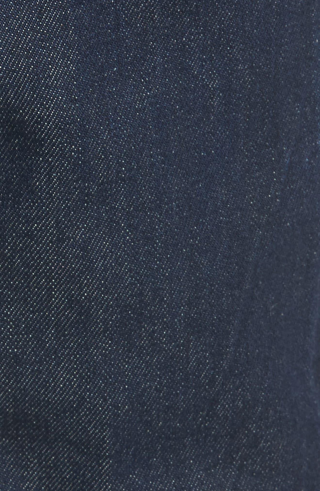 501<sup>™</sup> Skinny Leg Jeans,                             Alternate thumbnail 5, color,                             Noten