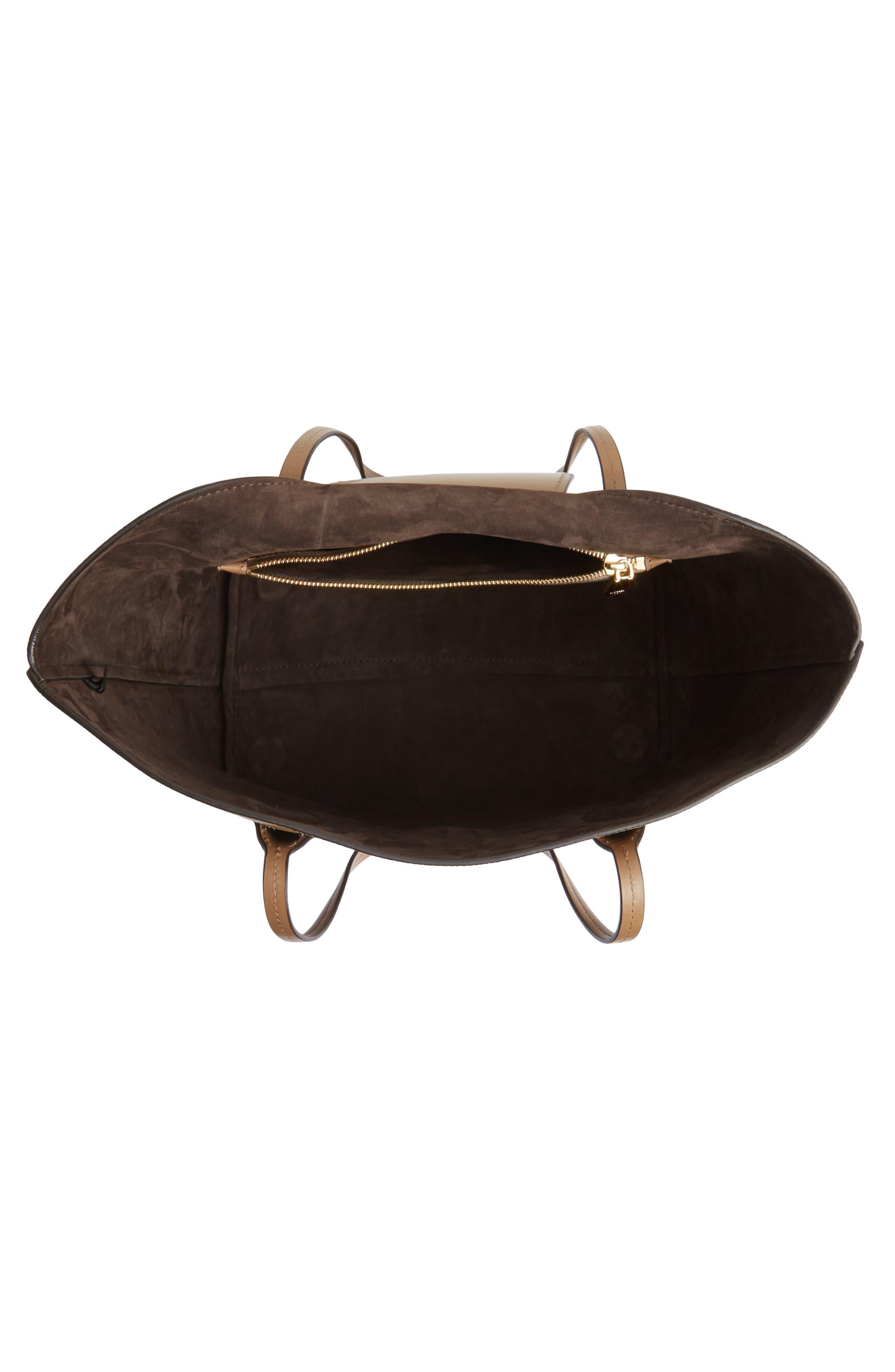 Alternate Image 4  - Michael Kors Large Bancroft Leather Tote