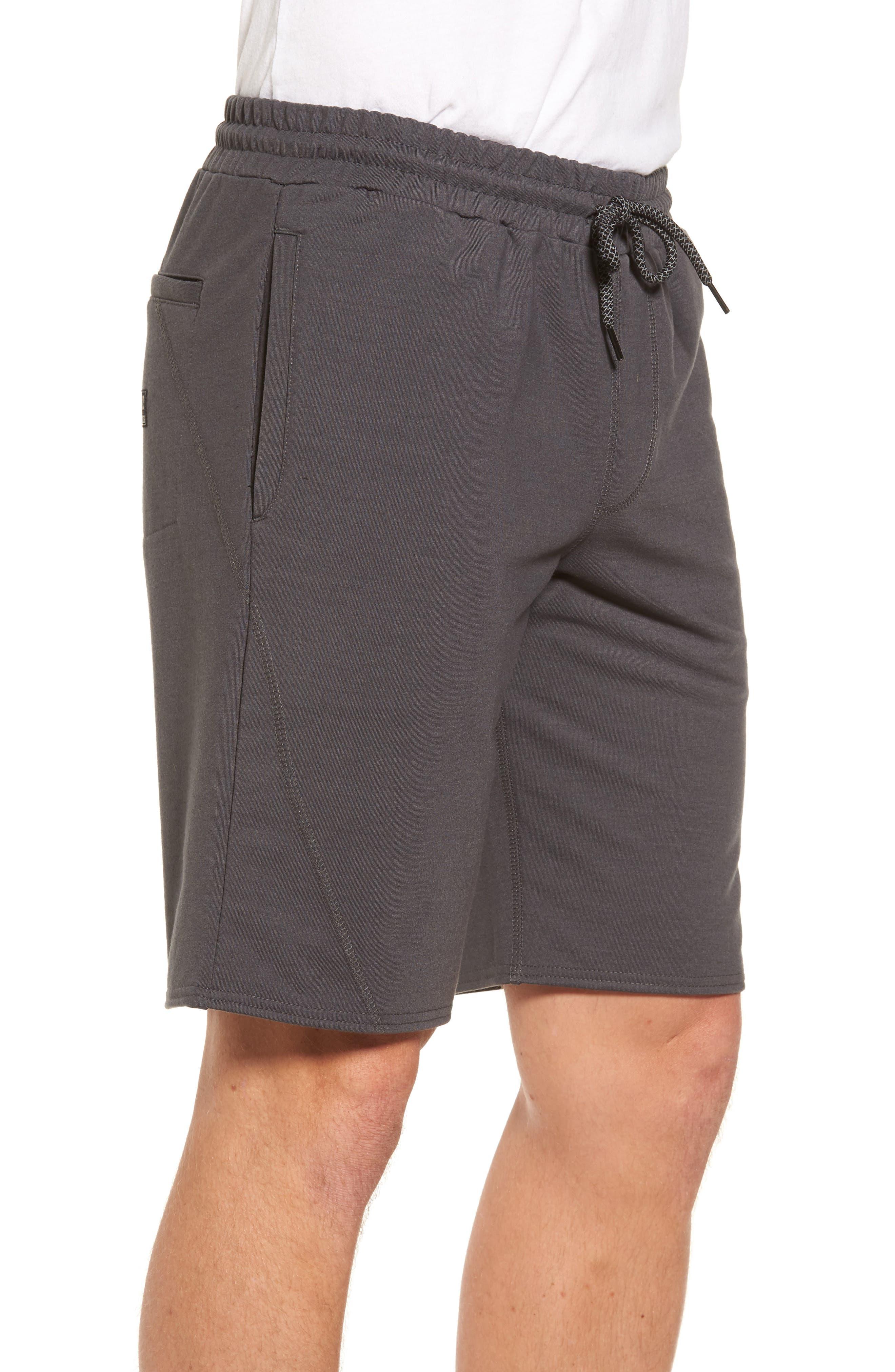 Alternate Image 3  - O'Neill Traveler Fleece Shorts